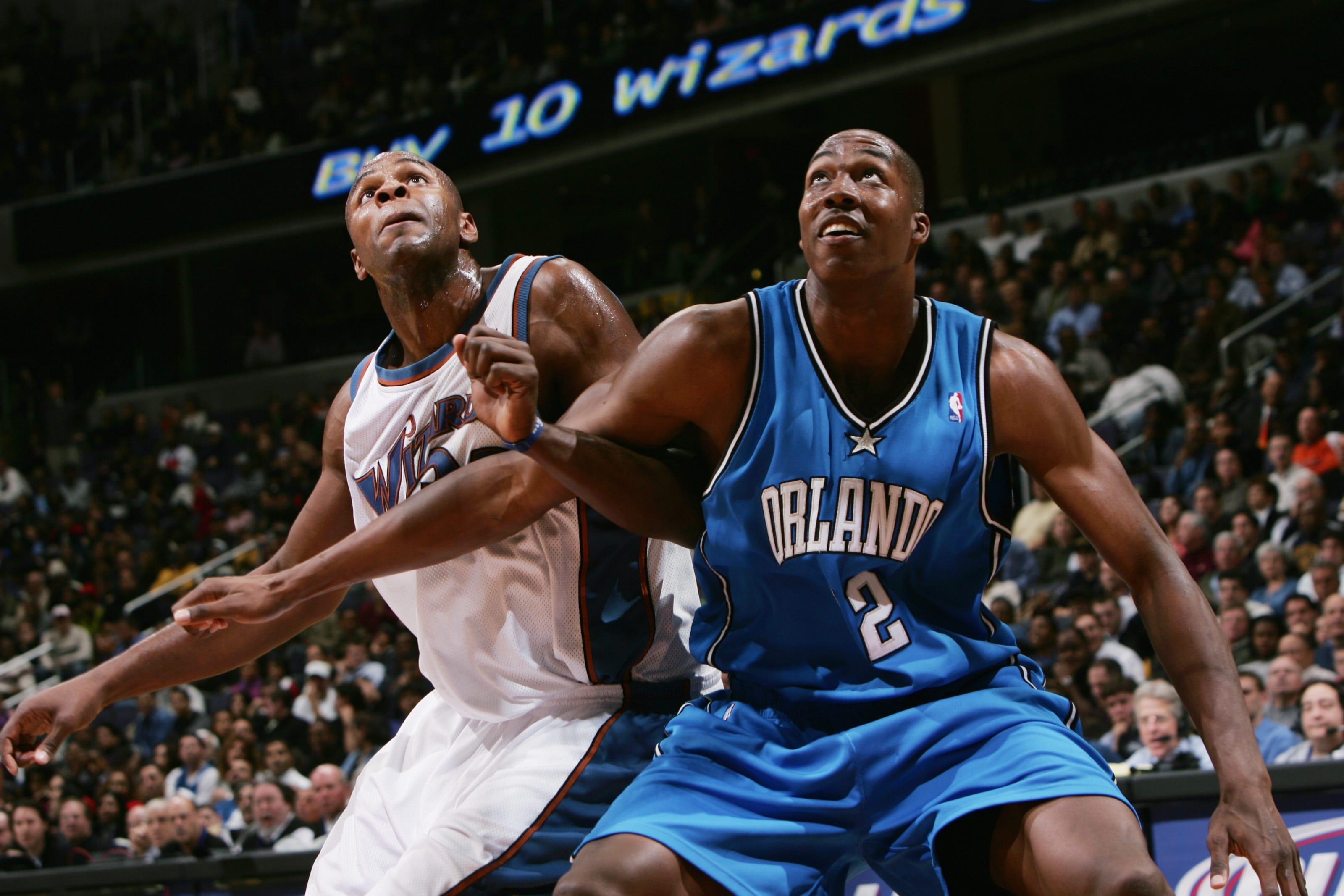 Dwight Howard, Orlando Magic, Washington Wizards