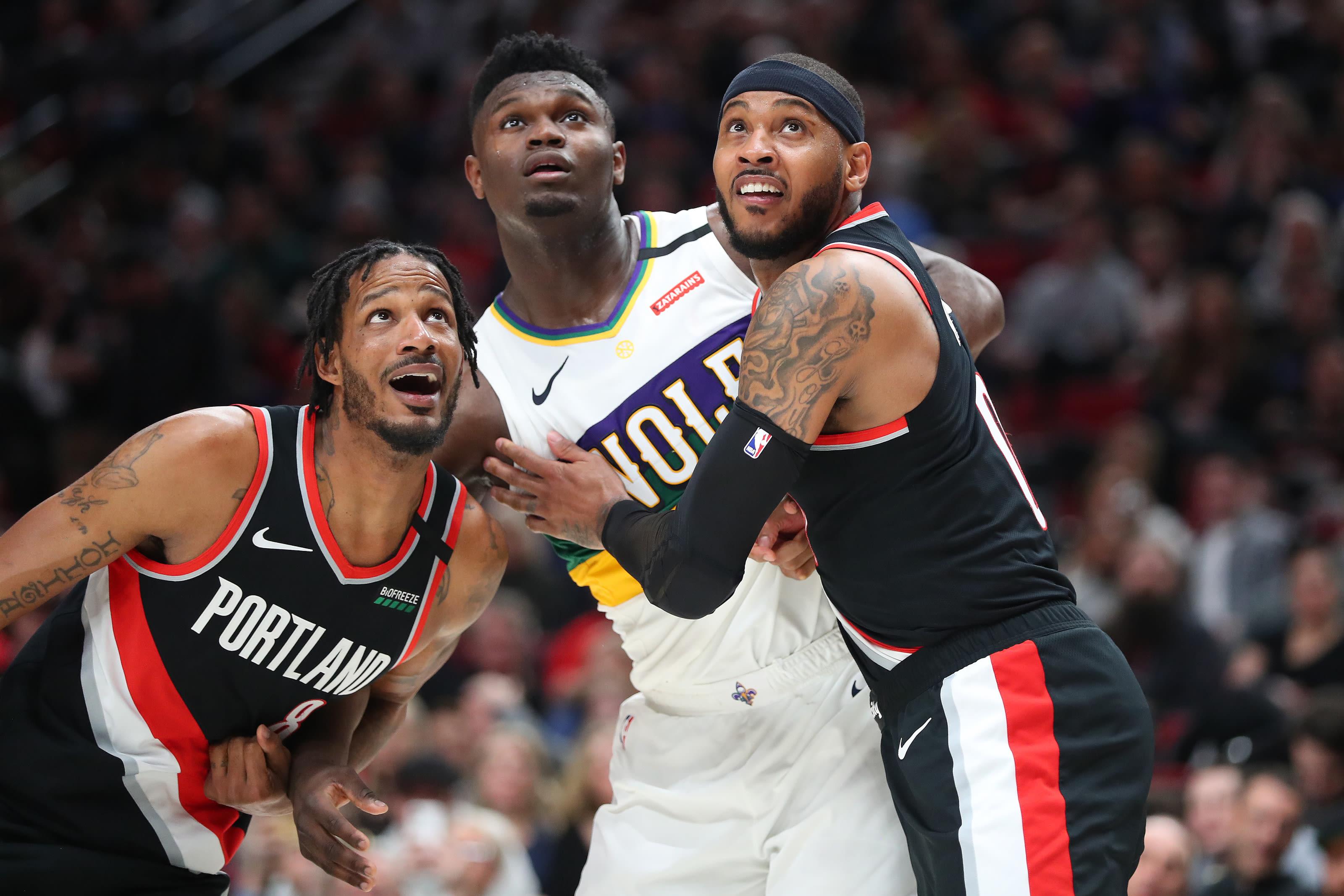 New Orleans Pelicans, Zion Williamson, Trevor Ariza