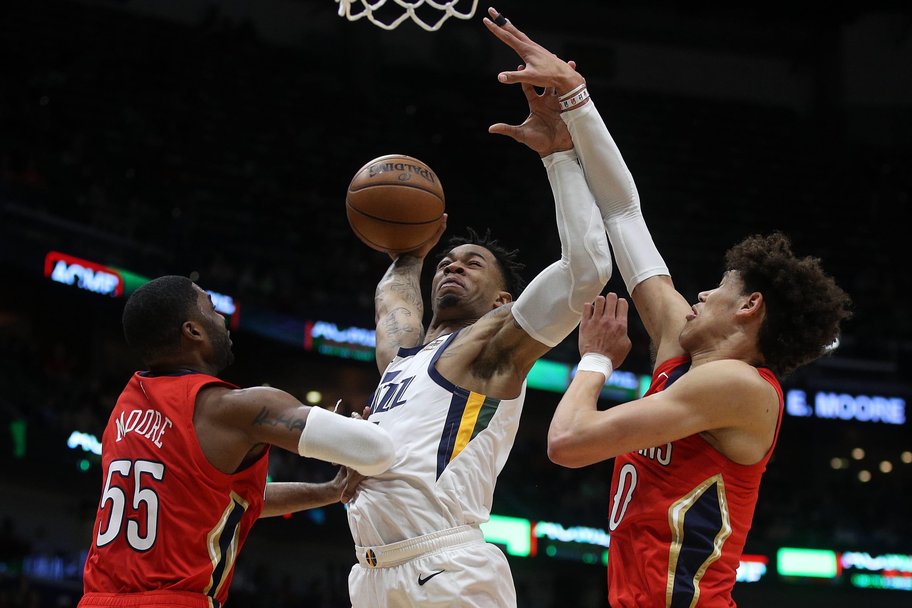 New Orleans Pelicans, Jaxson Hayes