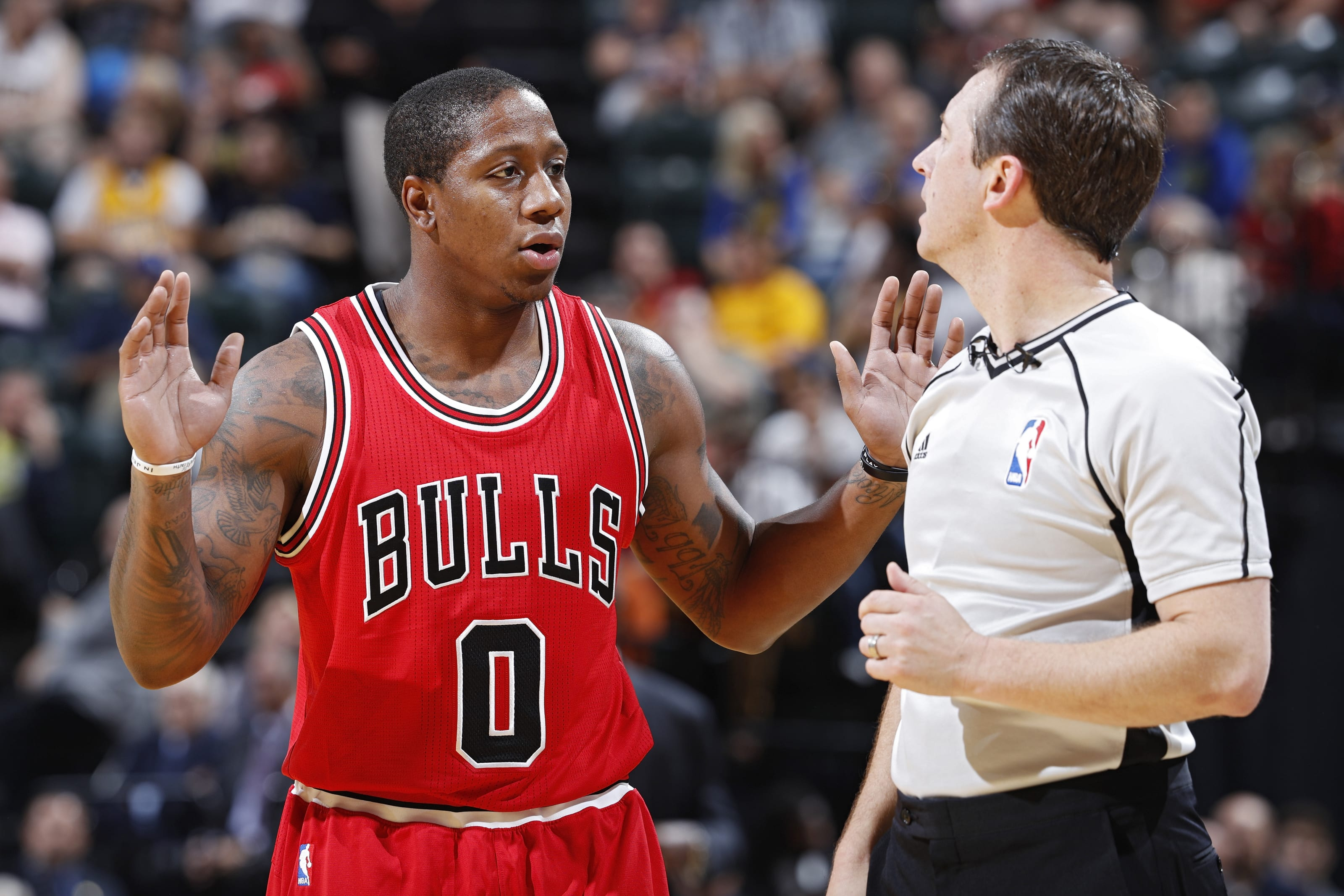 Chicago Bulls Chicago Bulls: 3 least efficient point guards since 2010