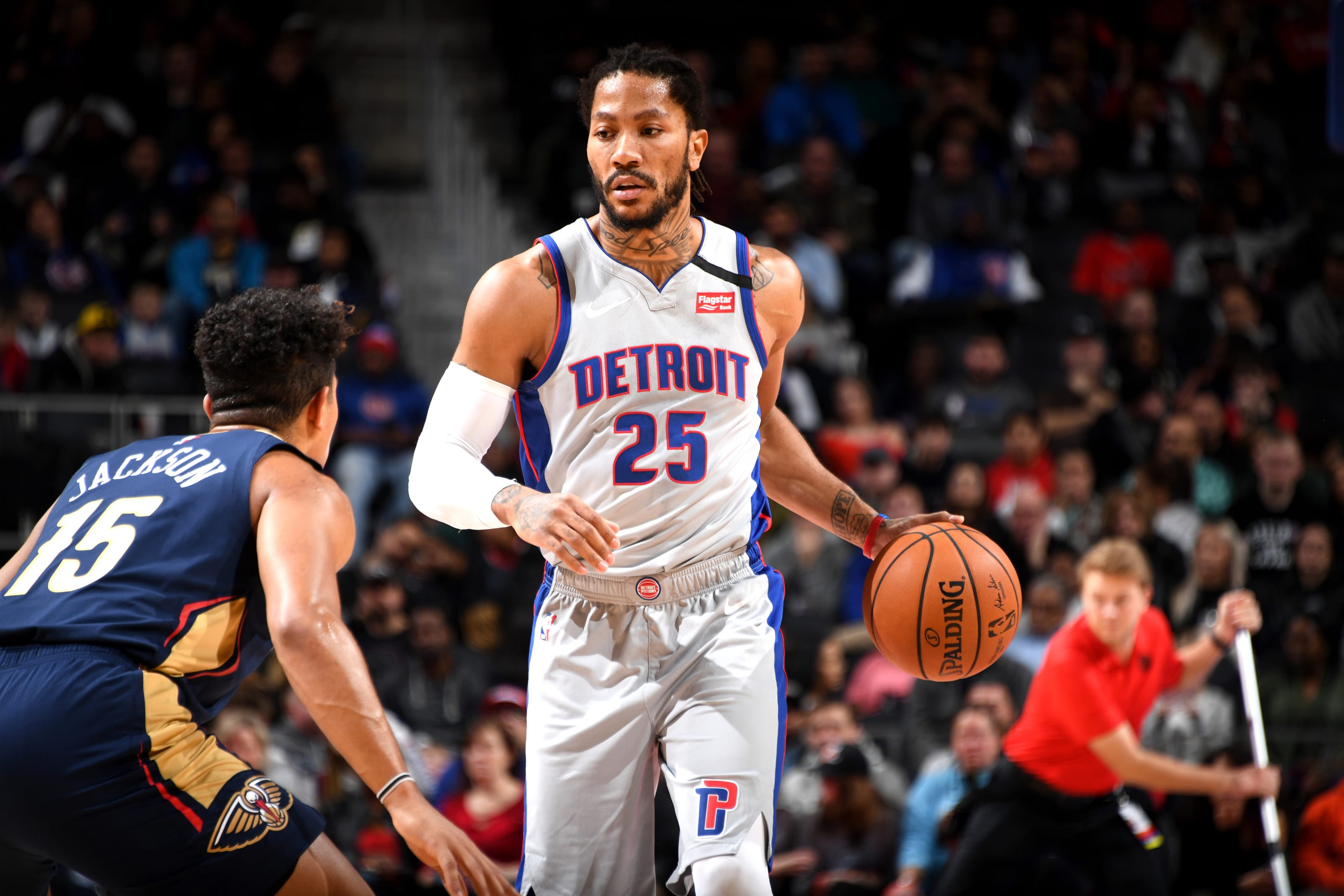 3 takeaways from the Detroit Pistons 117-110 loss to the Pelicans