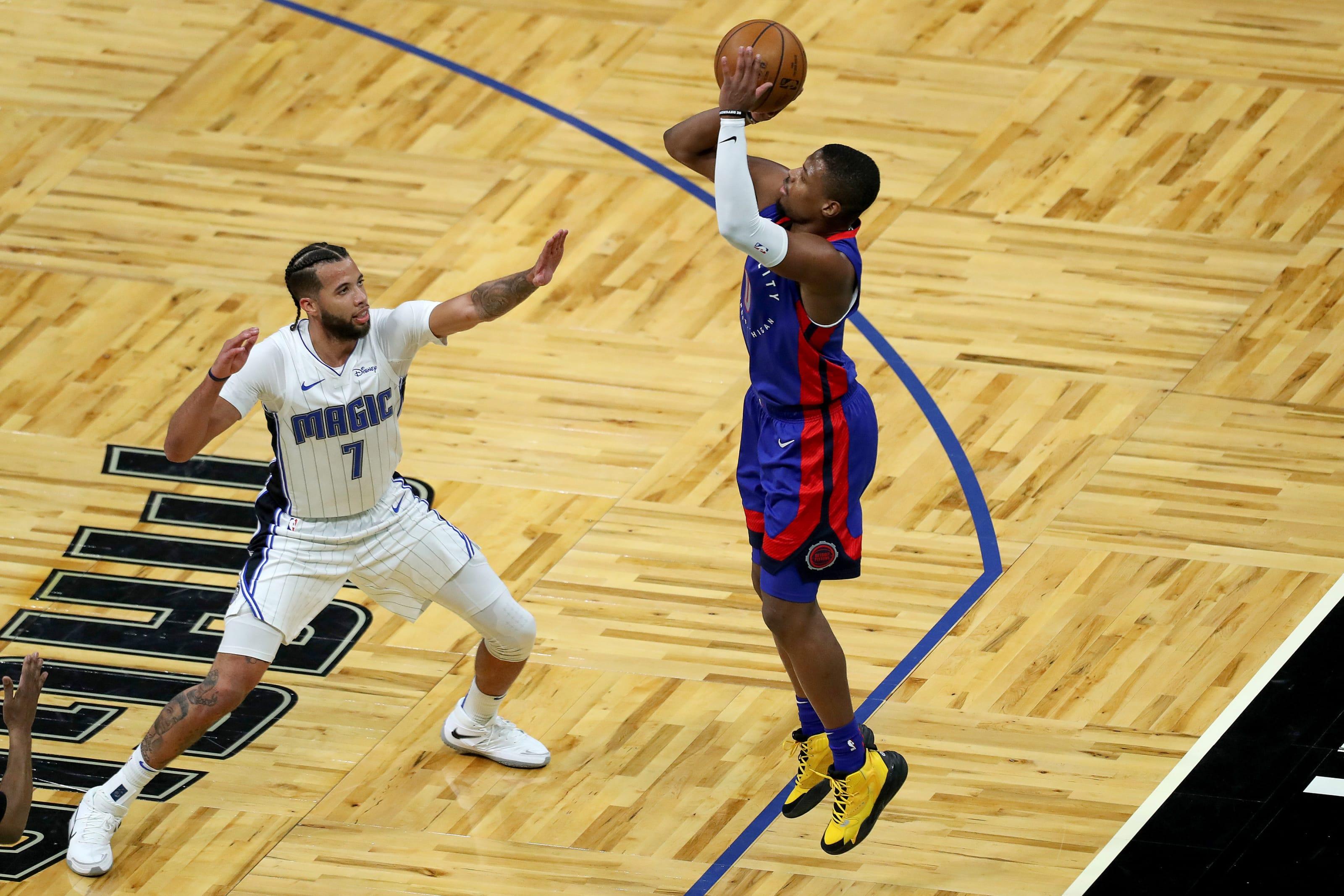 Detroit Pistons, Dennis Smith Jr.