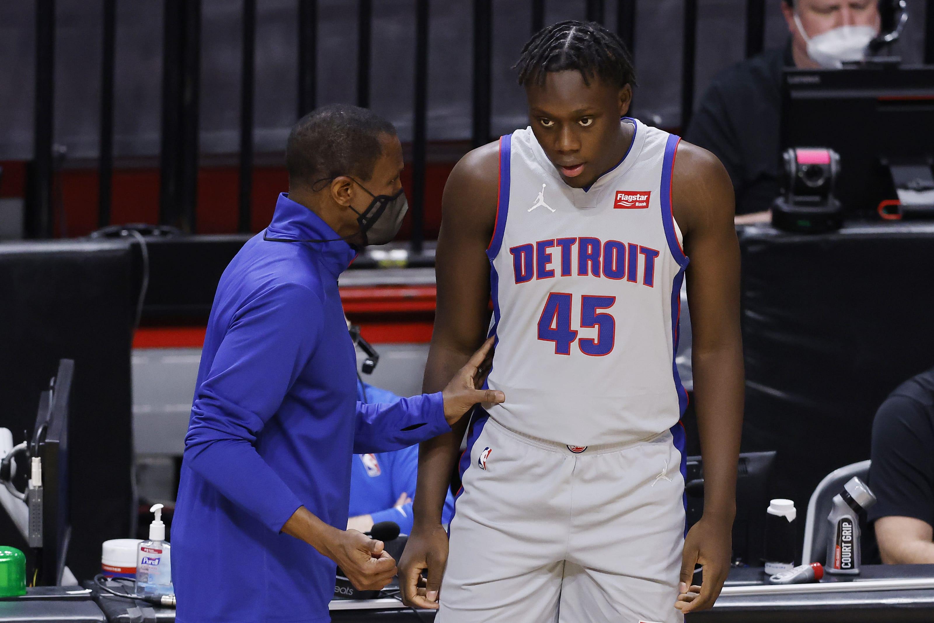 Detroit Pistons, Sekou Doumbouya