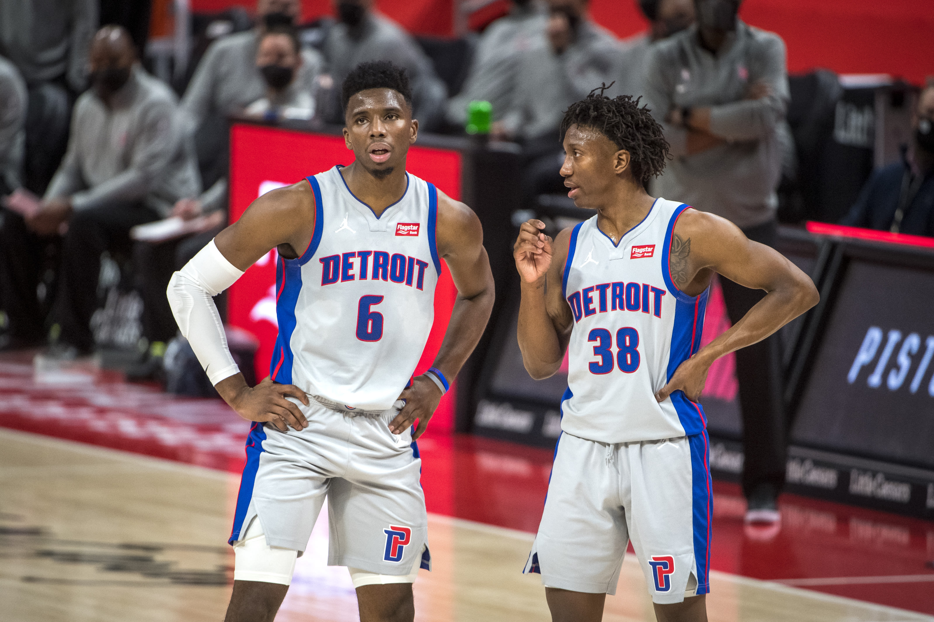 Detroit Pistons, Hamidou Diallo