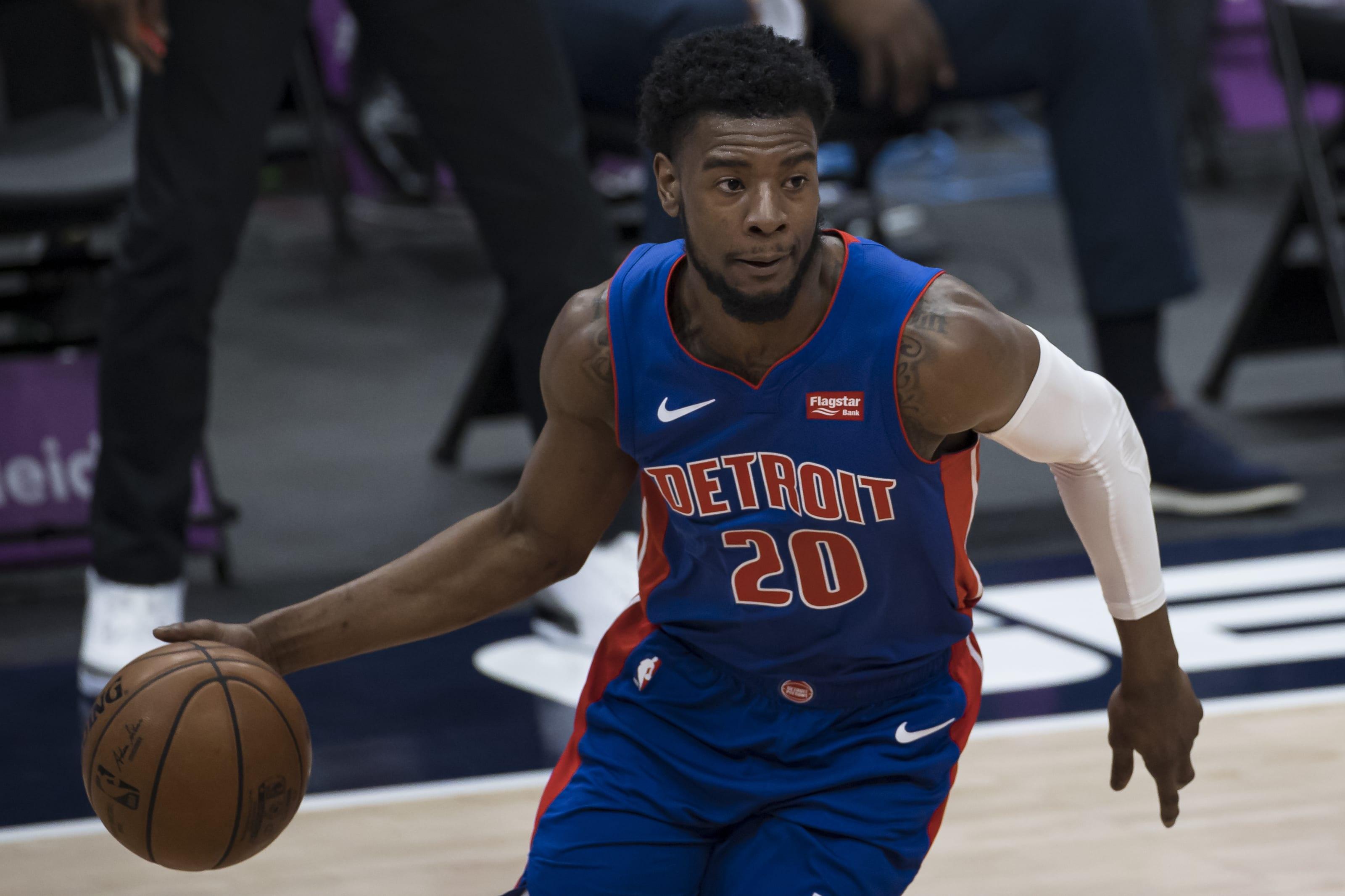 Detroit Pistons, Josh Jackson