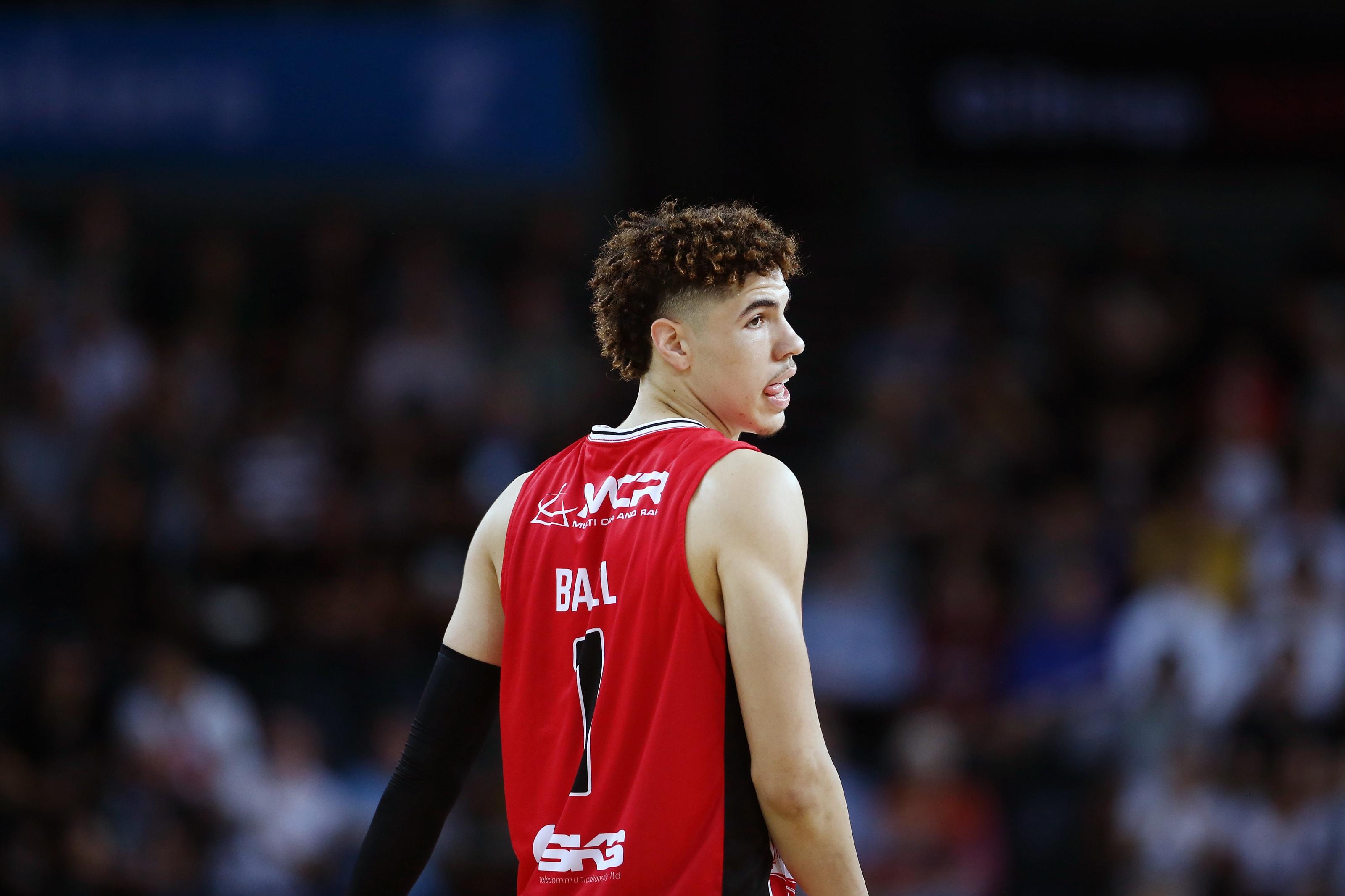 Detroit Pistons 2020 NBA Draft Profile: LaMelo Ball