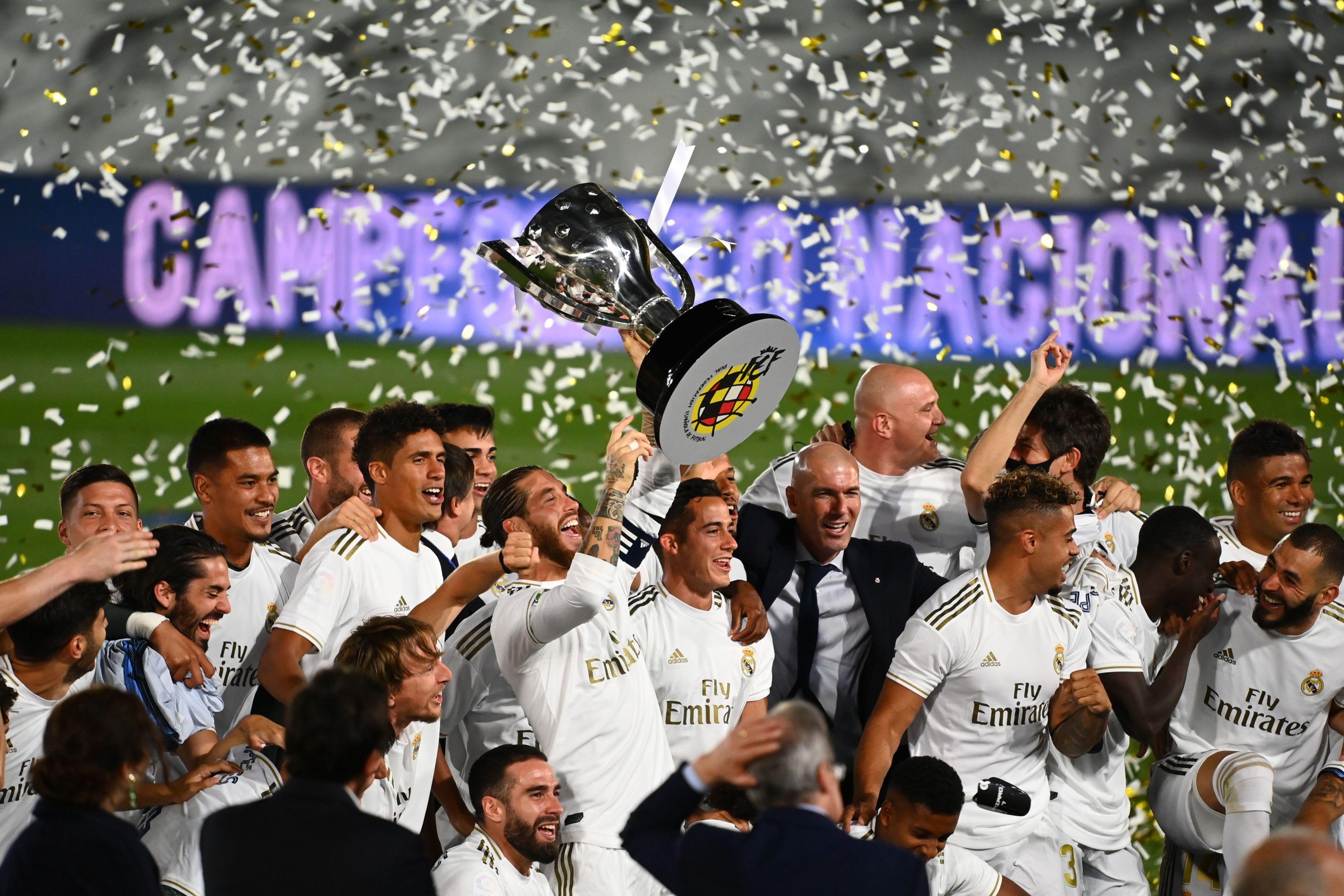 La Liga 2019/20: The Best Combined XI Of The Season