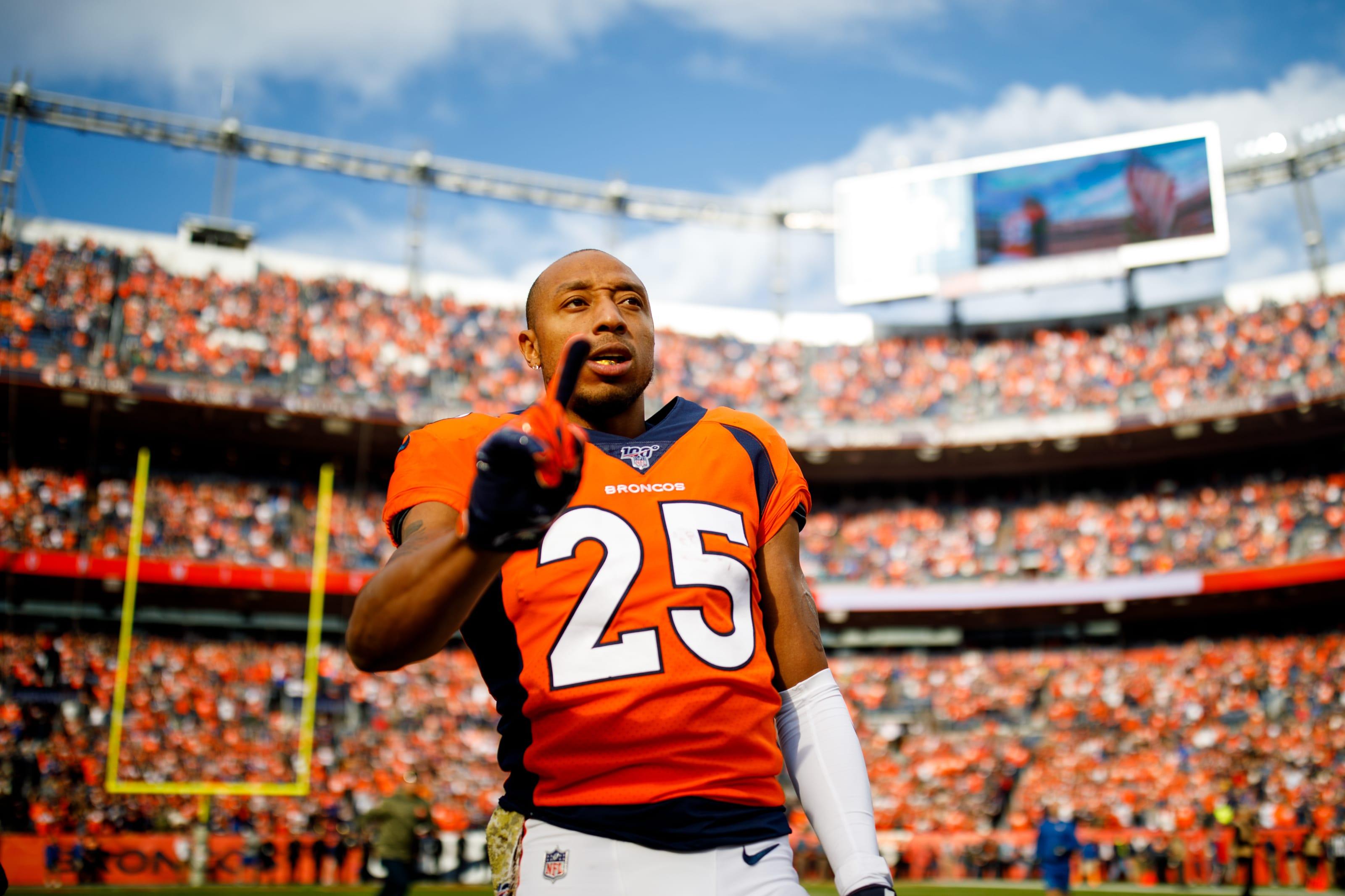 Denver Broncos, Chris Harris