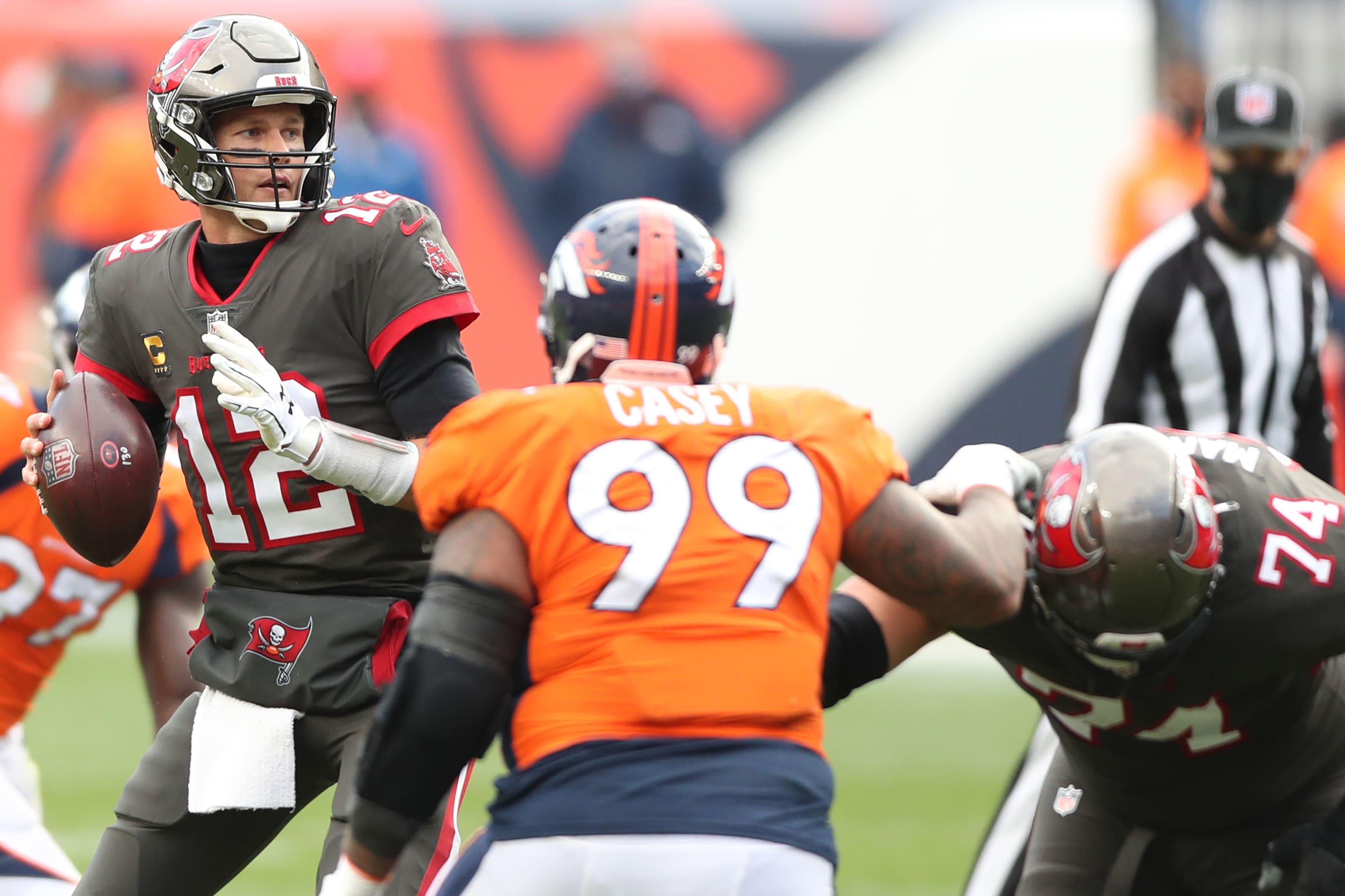 Denver Broncos, Jurrell Casey