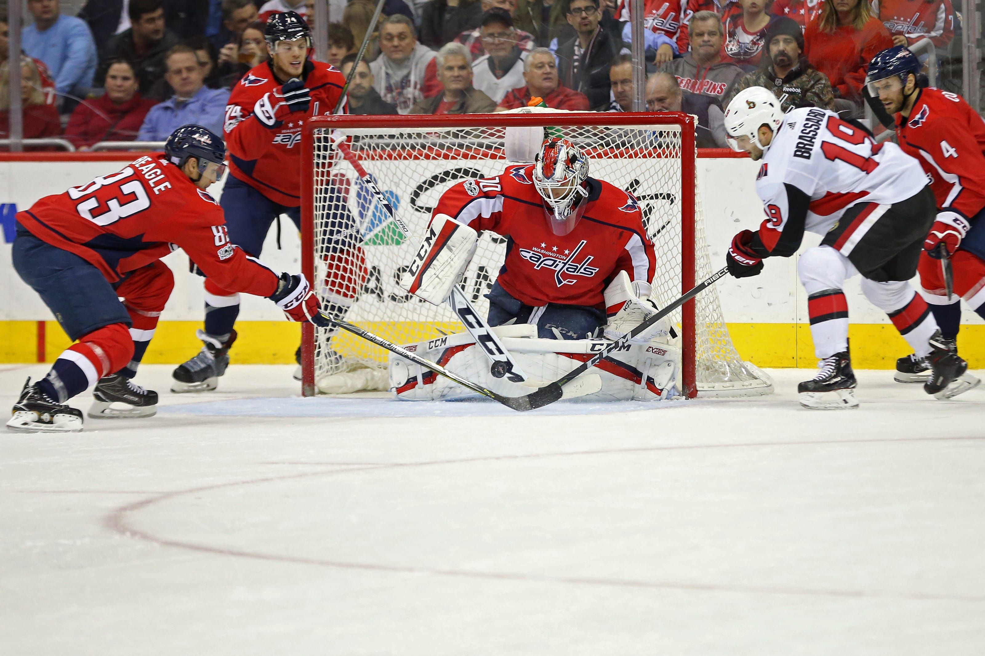 Nhl Free Agency 5 Teams Who Should Sign Braden Holtby Page 2
