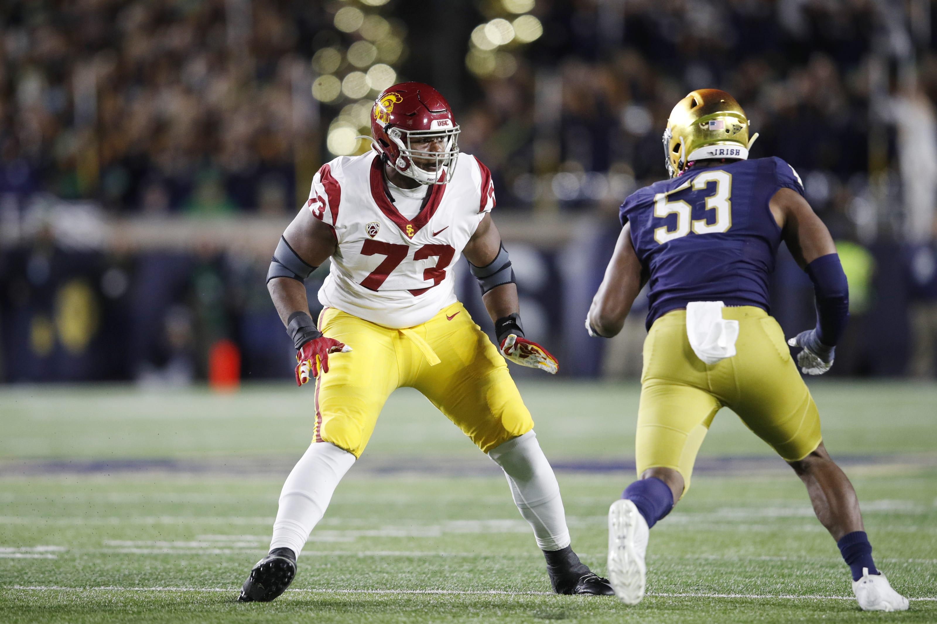 LA Rams mock draft