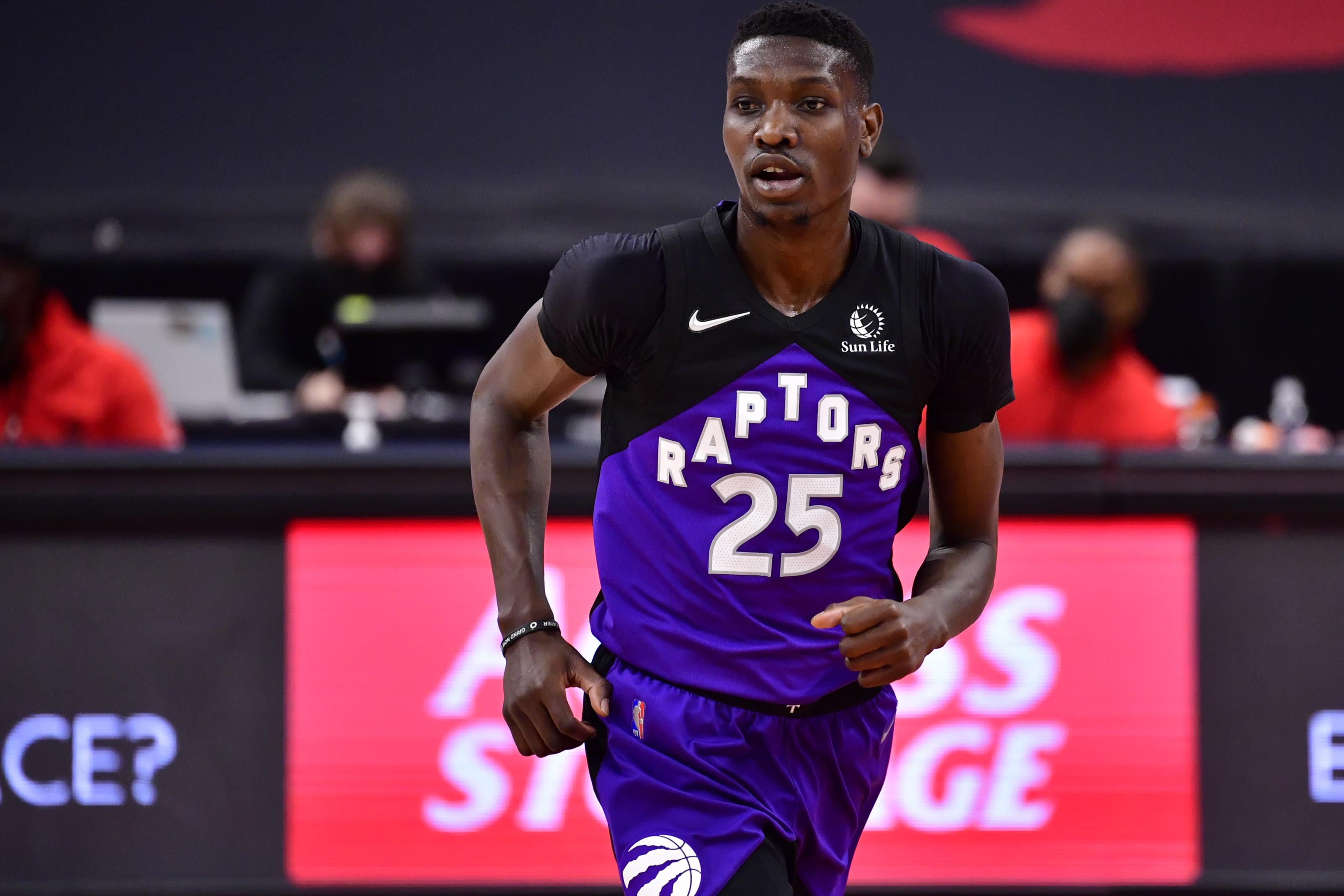 Chris Boucher, Toronto Raptors