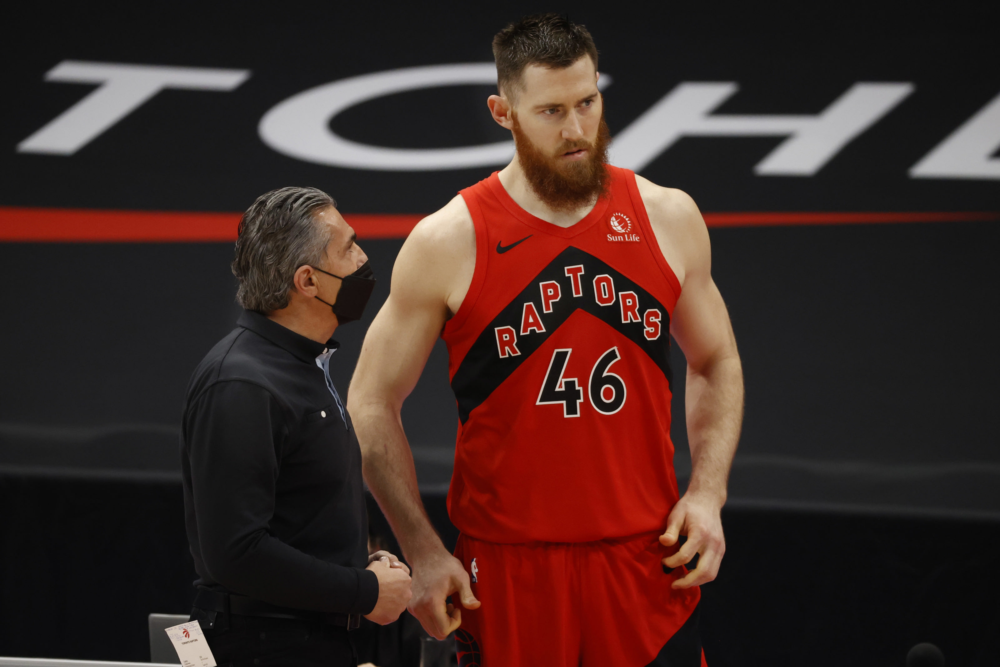 Aron Baynes, Toronto Raptors