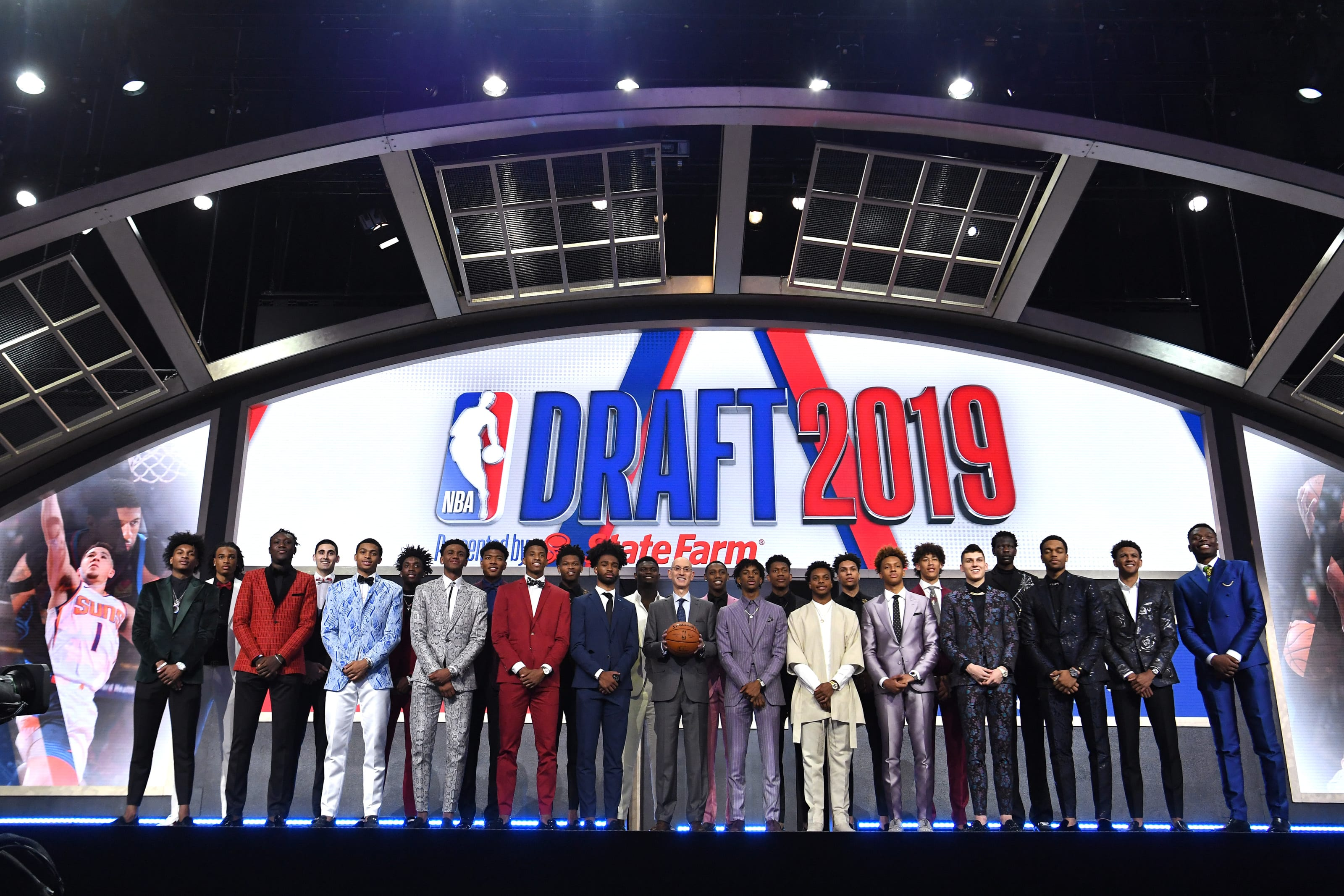 NBA Draft 2020, 2020 NBA Mock Draft, NBA Draft