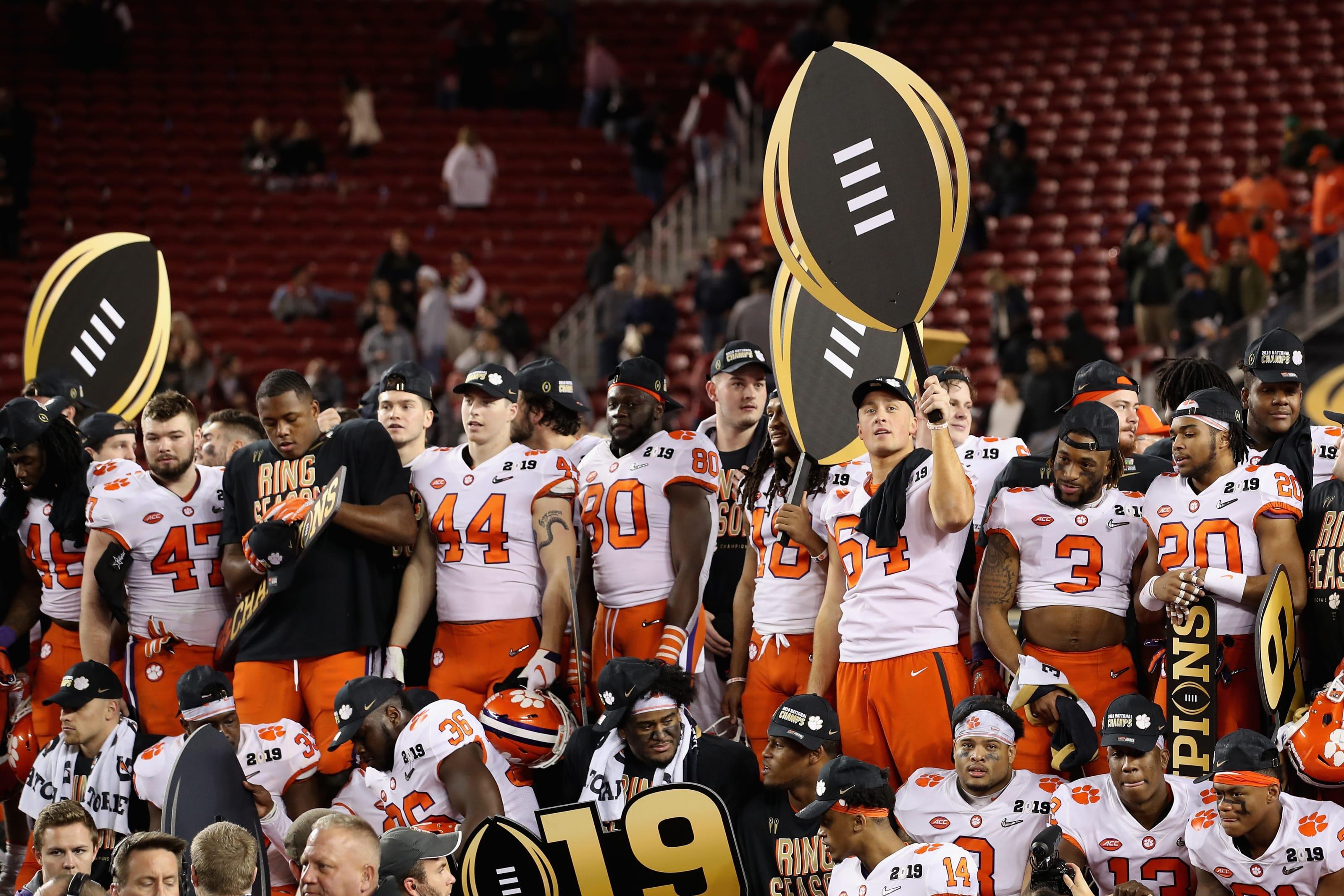 Clemson Football 5 Bold Predictions Vs Georgia Tech 2019