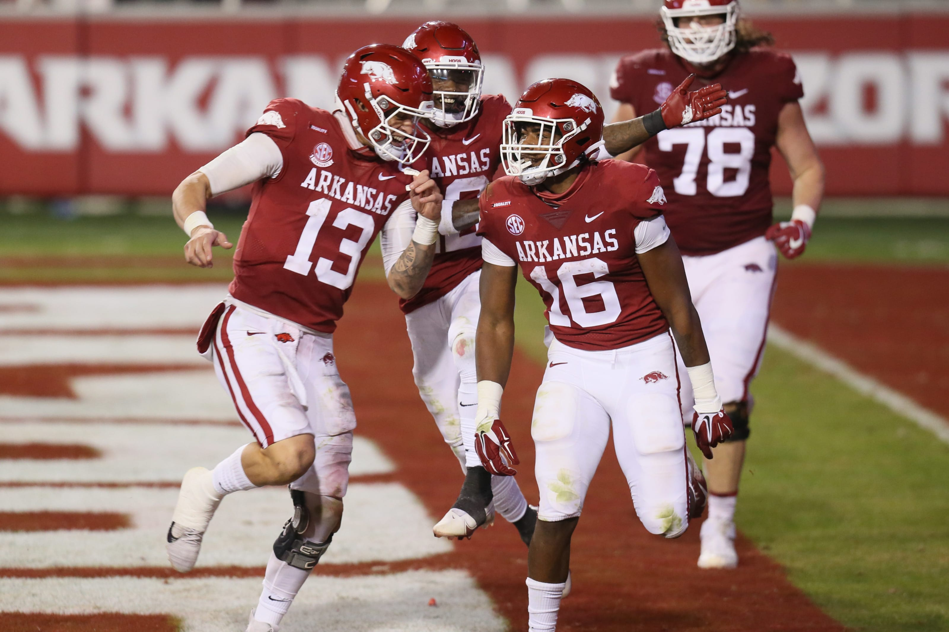Arkansas Football Bold Predictions Vs LSU In Week Page