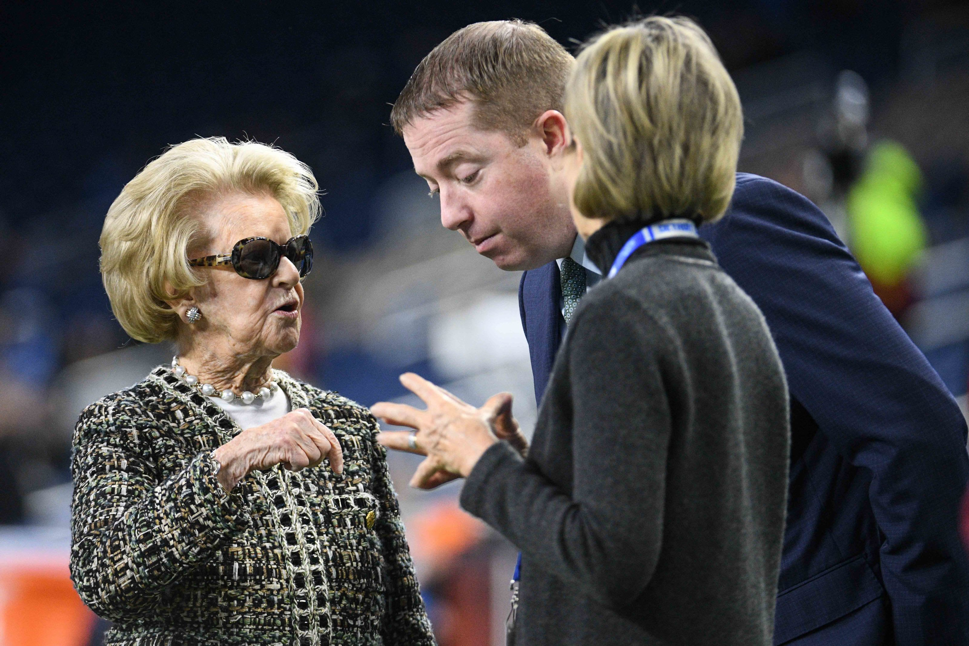 Detroit Lions, Martha Ford