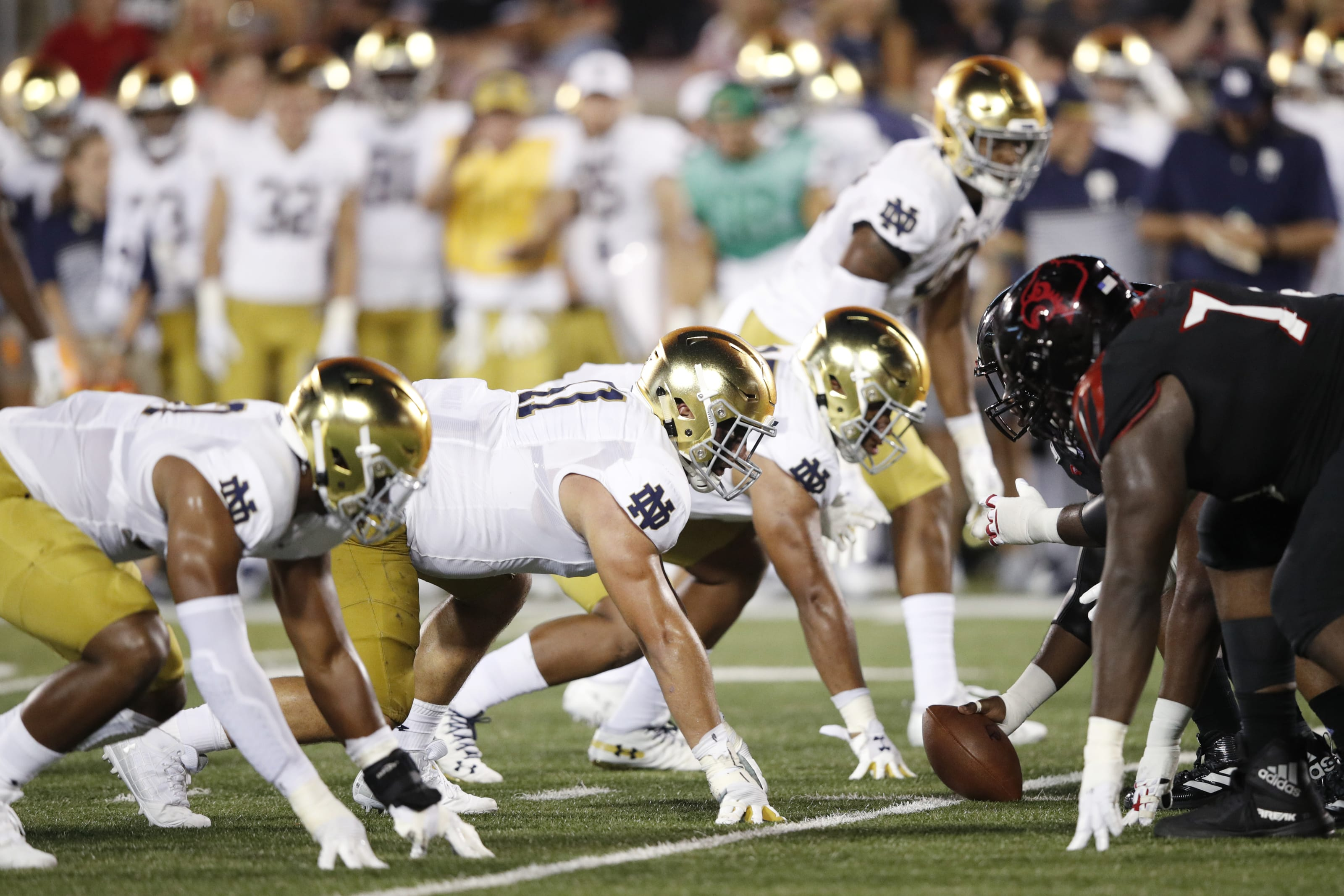 Notre Dame Football: Will 2020 circumstances inspire Irish to join ACC? -  Slap the Sign - A Notre Dame Fighting Irish Site - News, Blogs, Opinion and  more. - Page 3