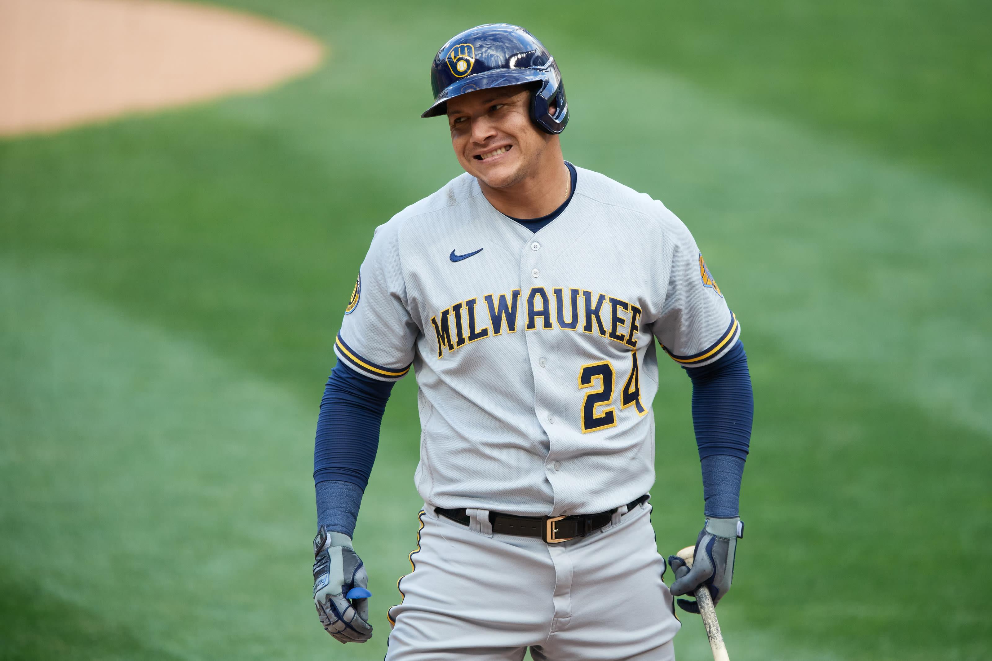 Milwaukee Brewers Avisail Garcia