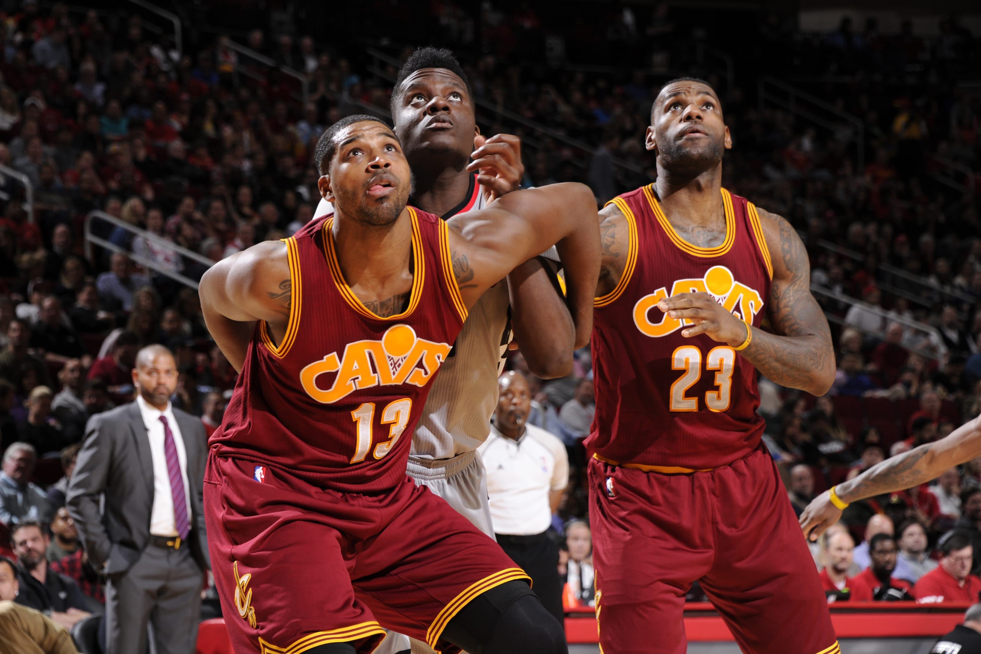 Reasons The Houston Rockets Should Want Tristan Thompson