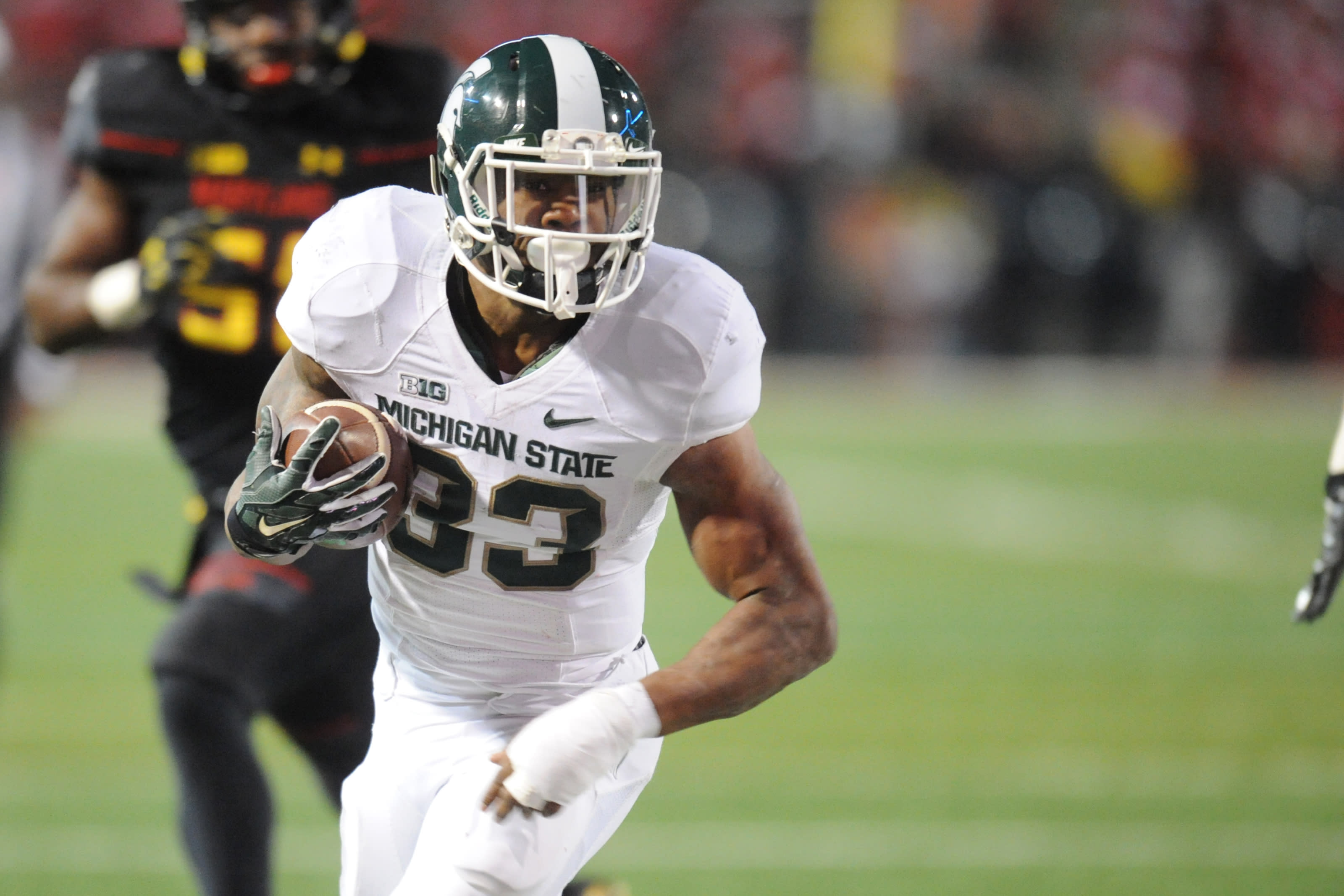 Jeremy Langford, Michigan State Spartans