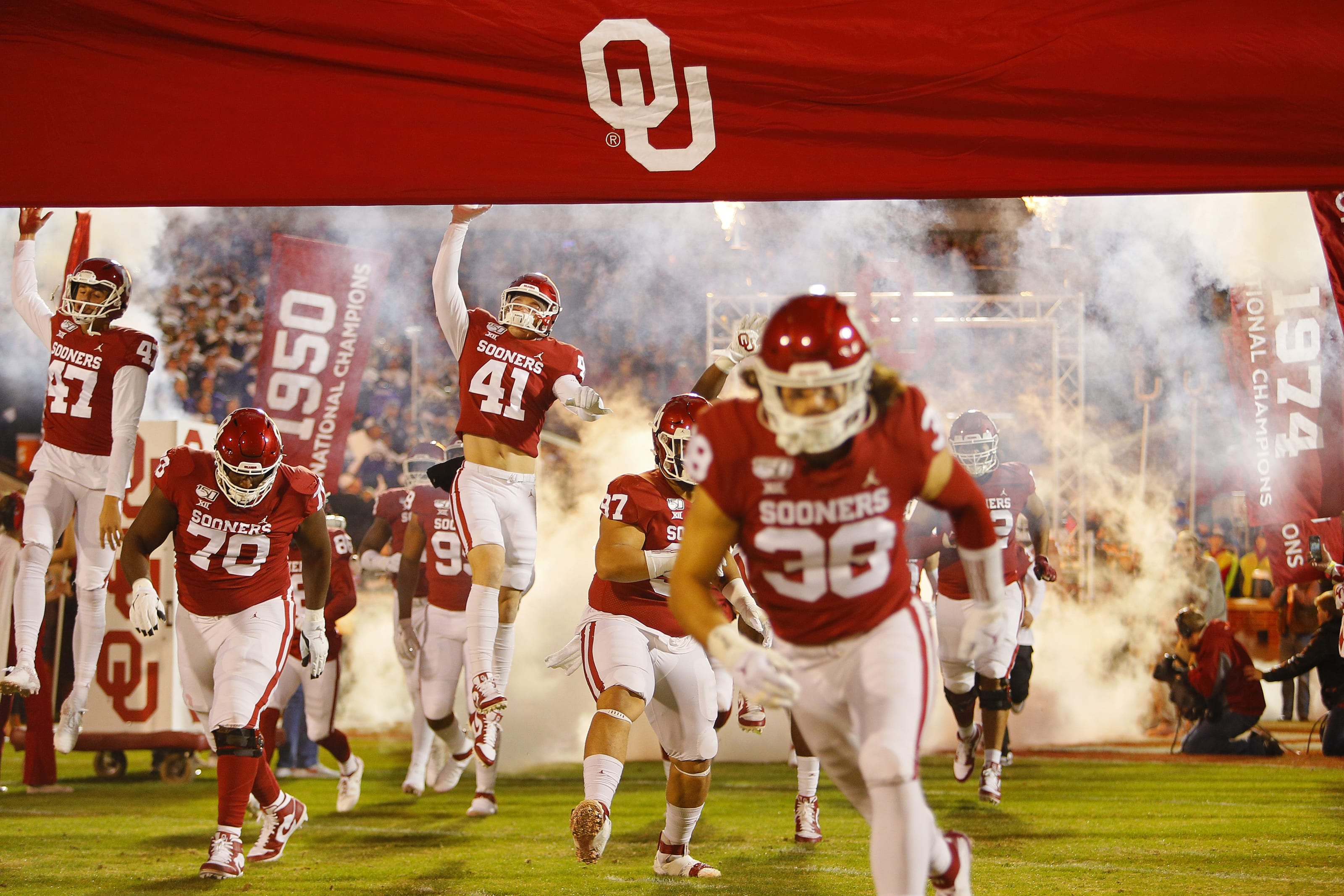 Oklahoma Football Five Games That Could Have Changed Ou Gridiron History