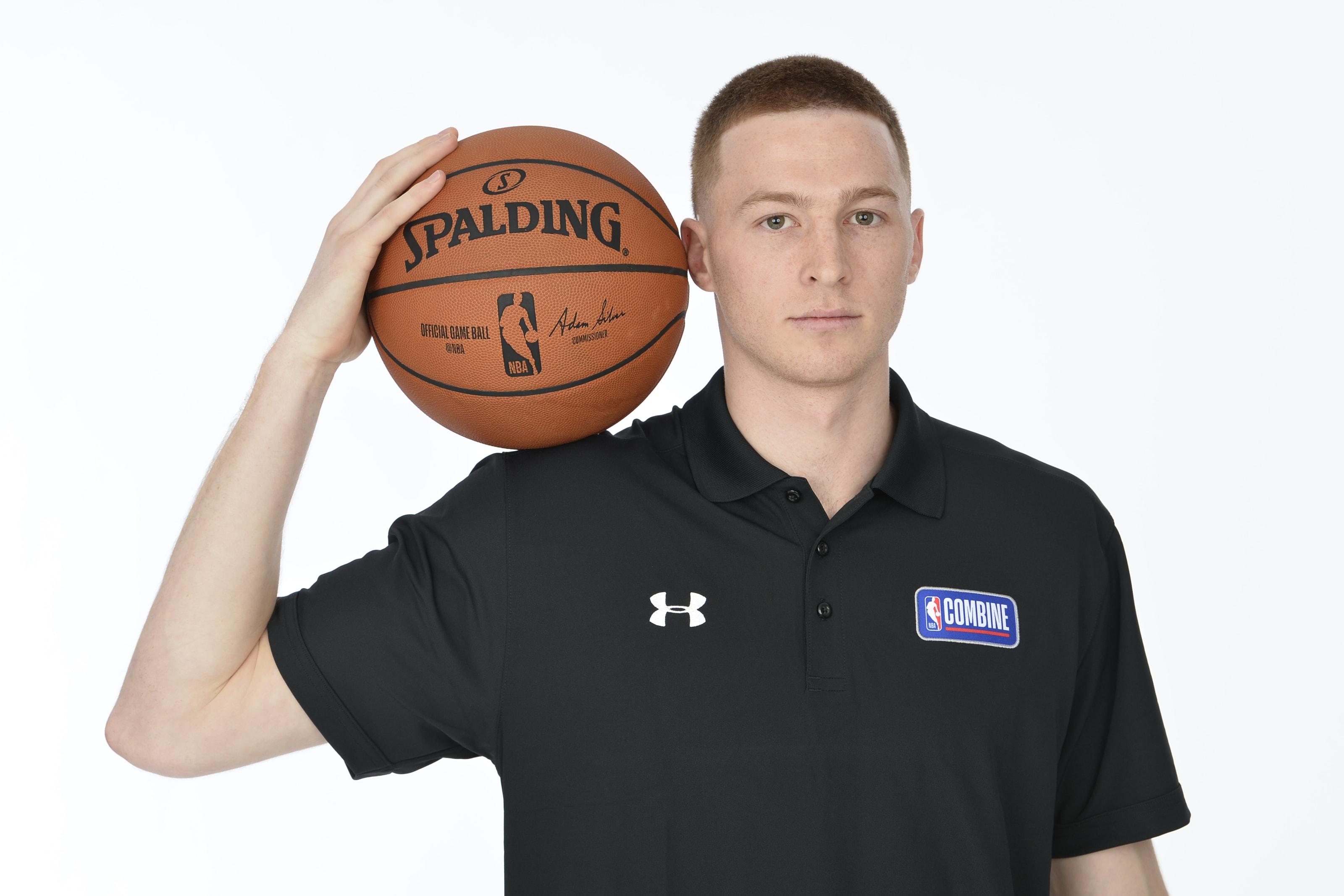Dylan Windler Utah Jazz 2019 NBA Draft Combine