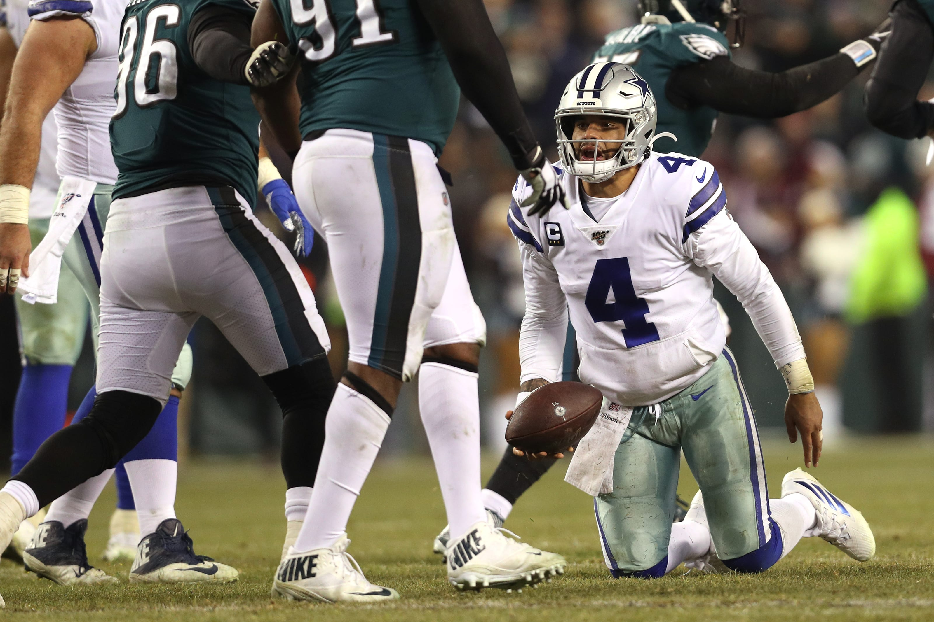 Two Wins  Two Losses From The Dallas Cowboys Last Game