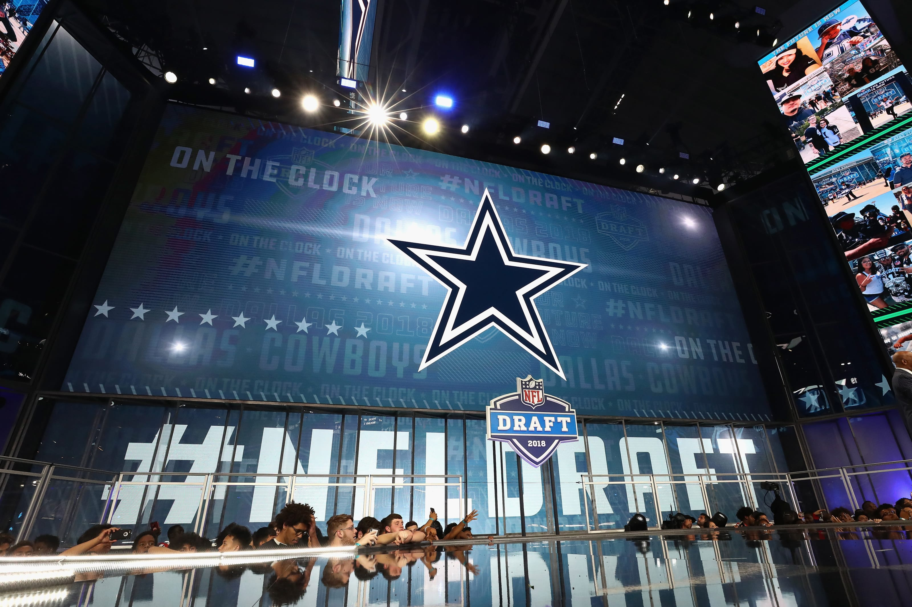 Dallas Cowboys, NFL Draft