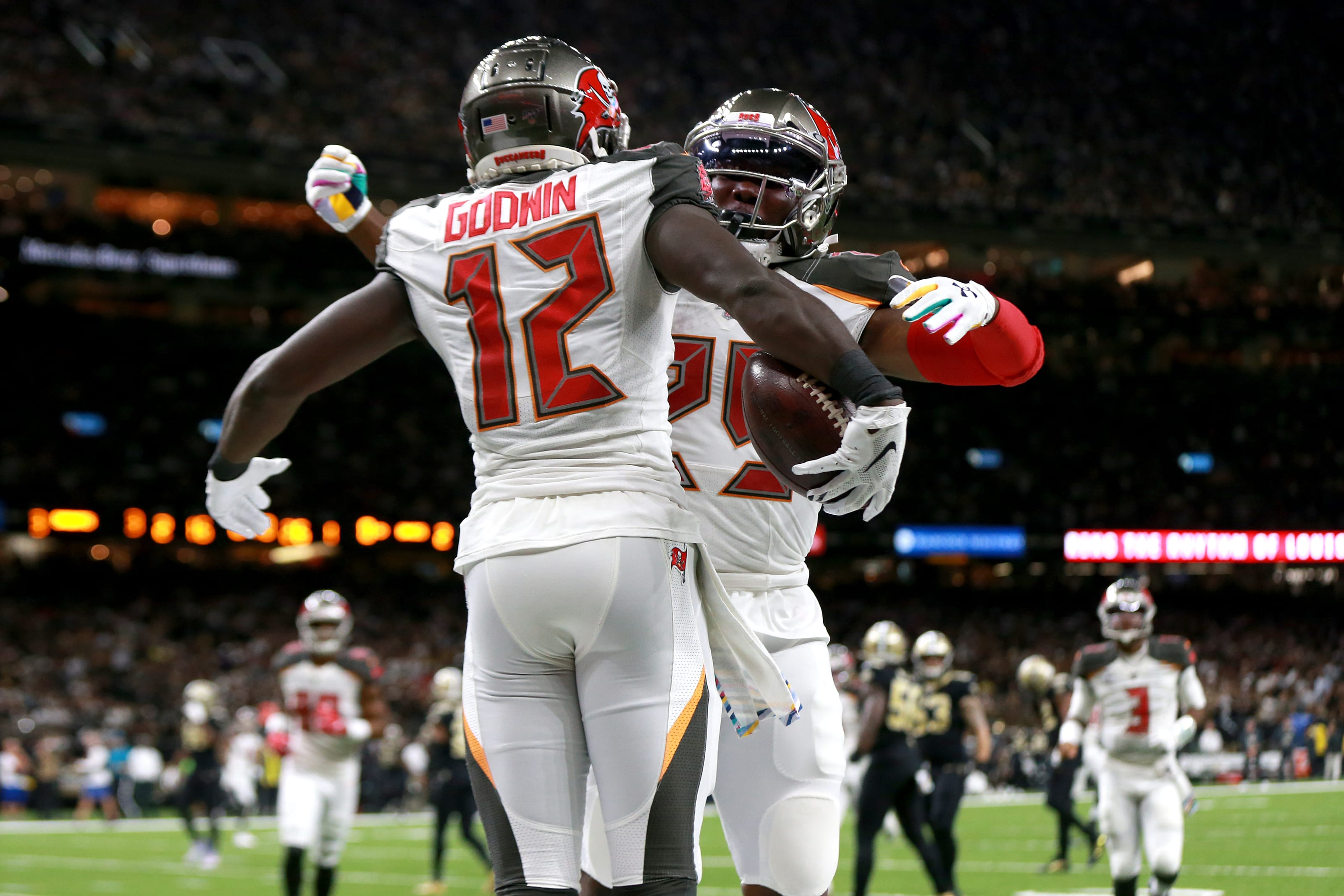 Chris Godwin Or Mike Evans Can The Buccaneers Afford Both Page 4