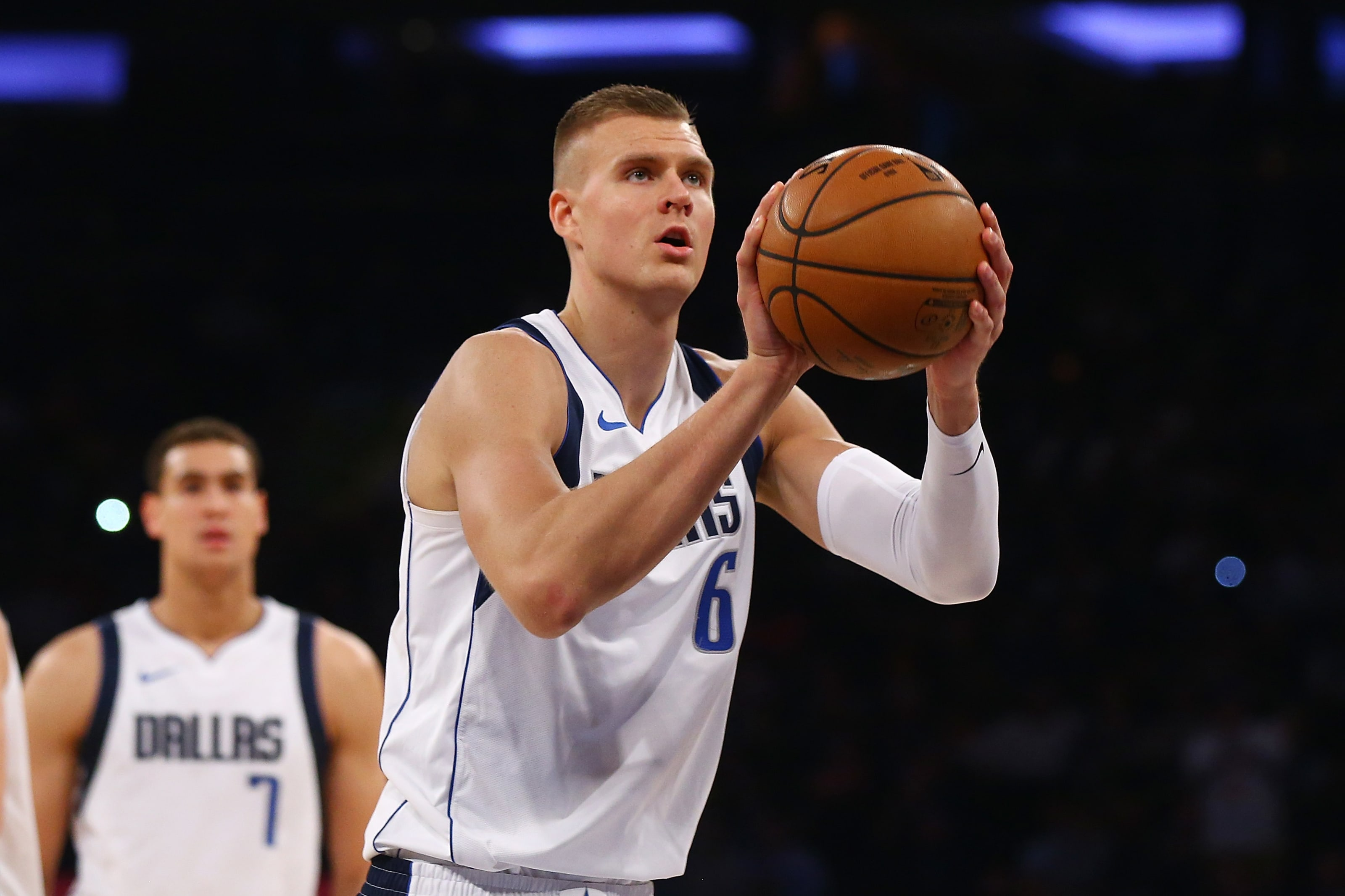 Dallas Mavericks, Kristaps Porzingis