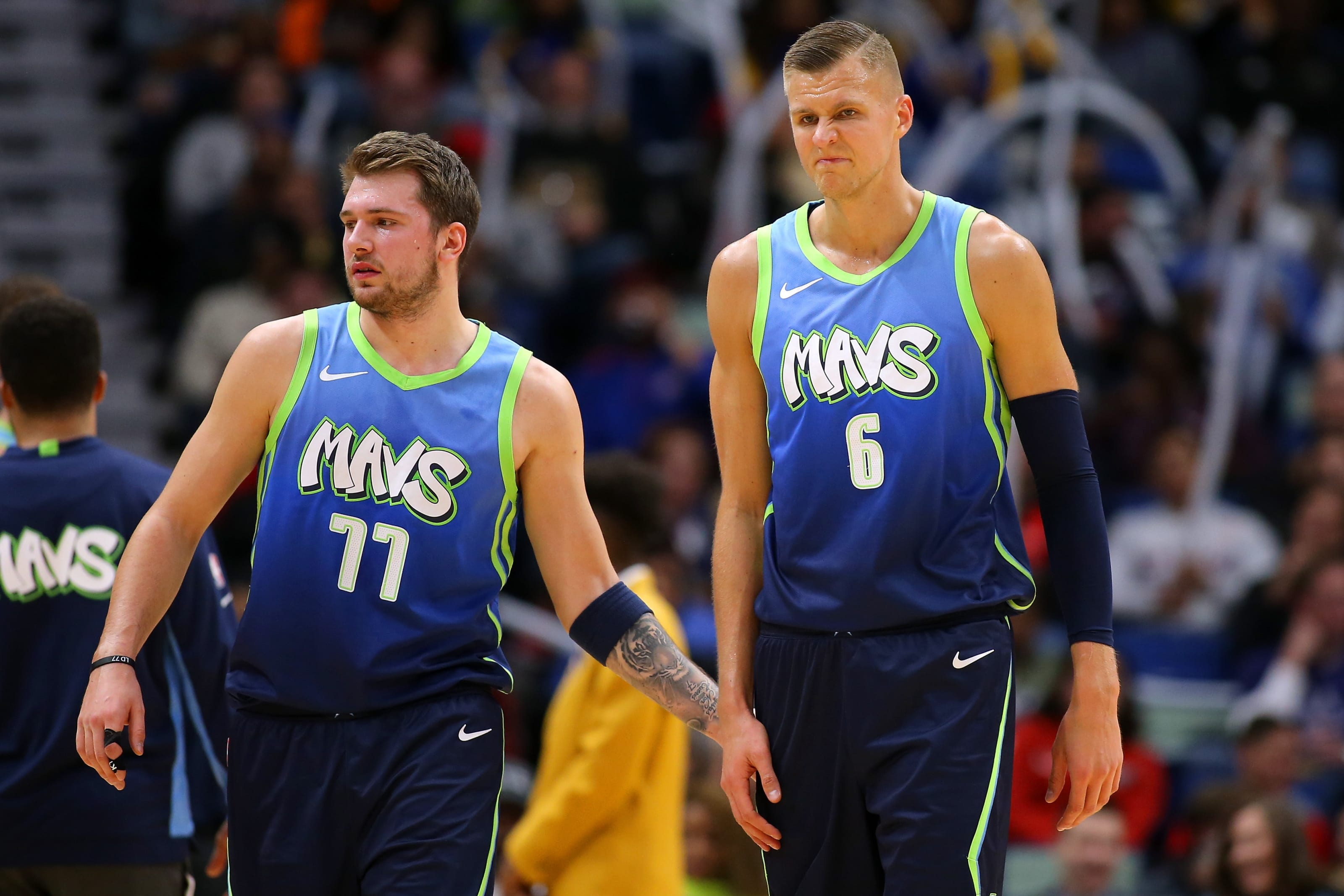 Mavericks: Who should surround Luka Doncic in their closing lineup?