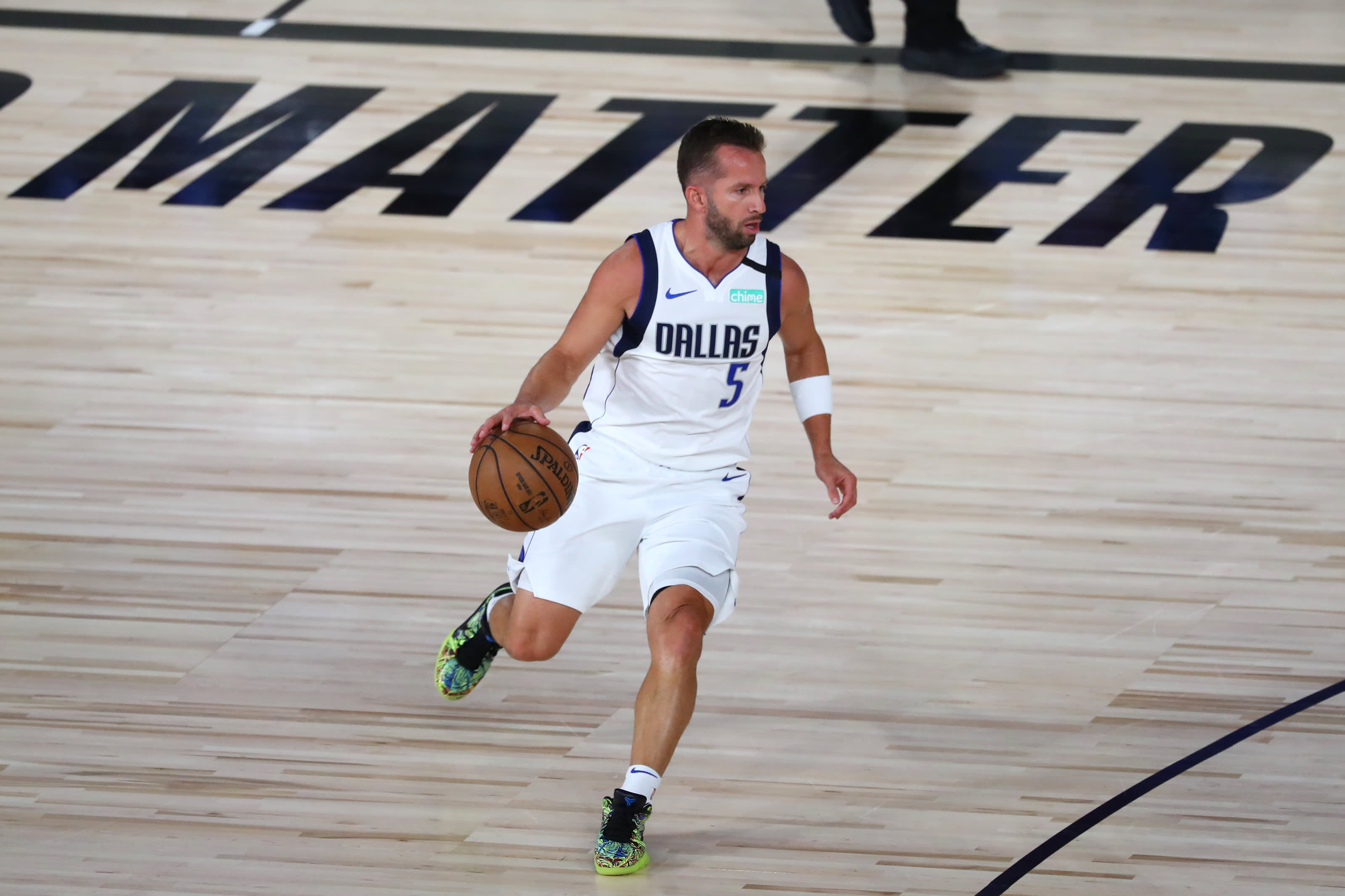 Dallas Mavericks, J.J. Barea