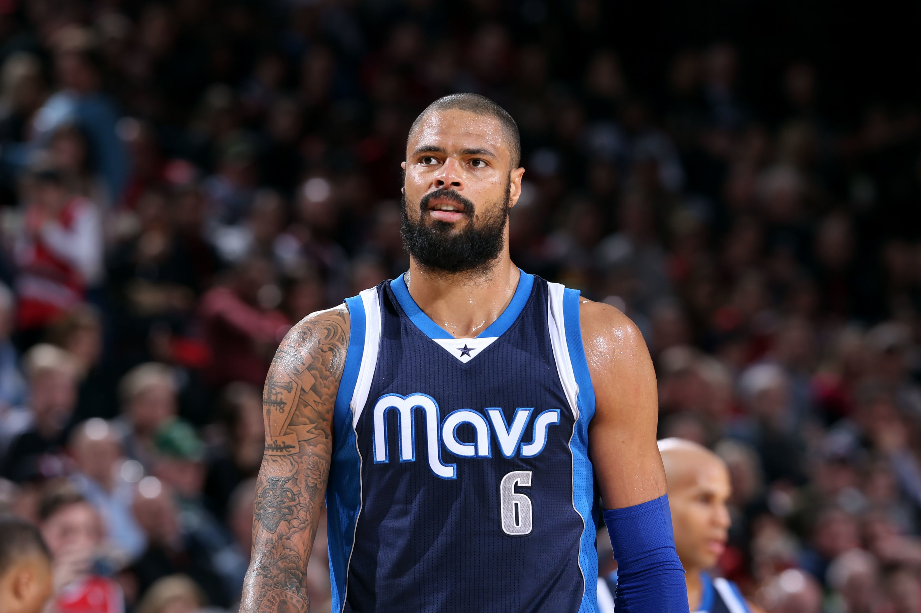 Dallas Mavericks: Should the Mavs bring back Tyson Chandler?