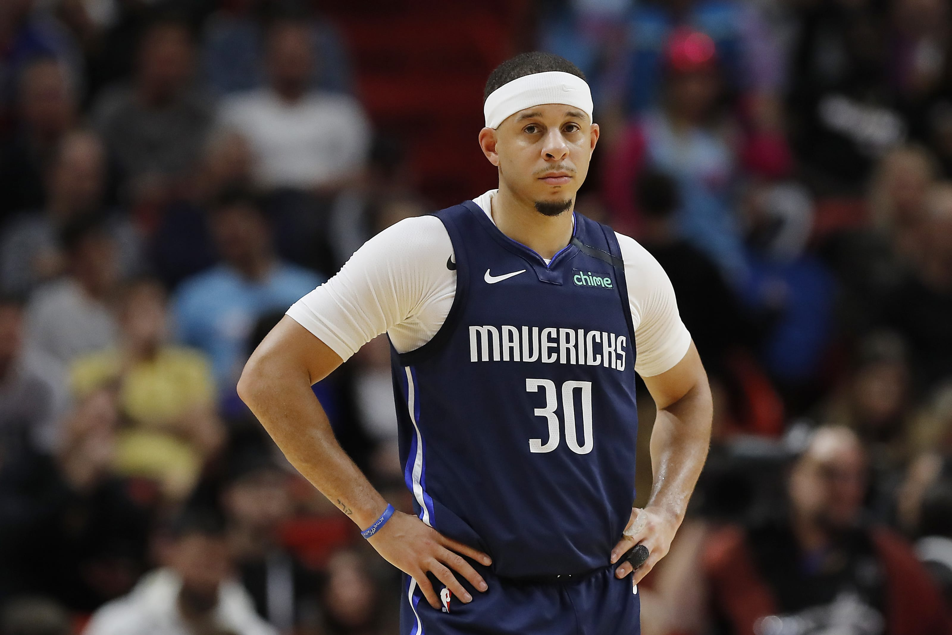 Dallas Mavericks, Seth Curry