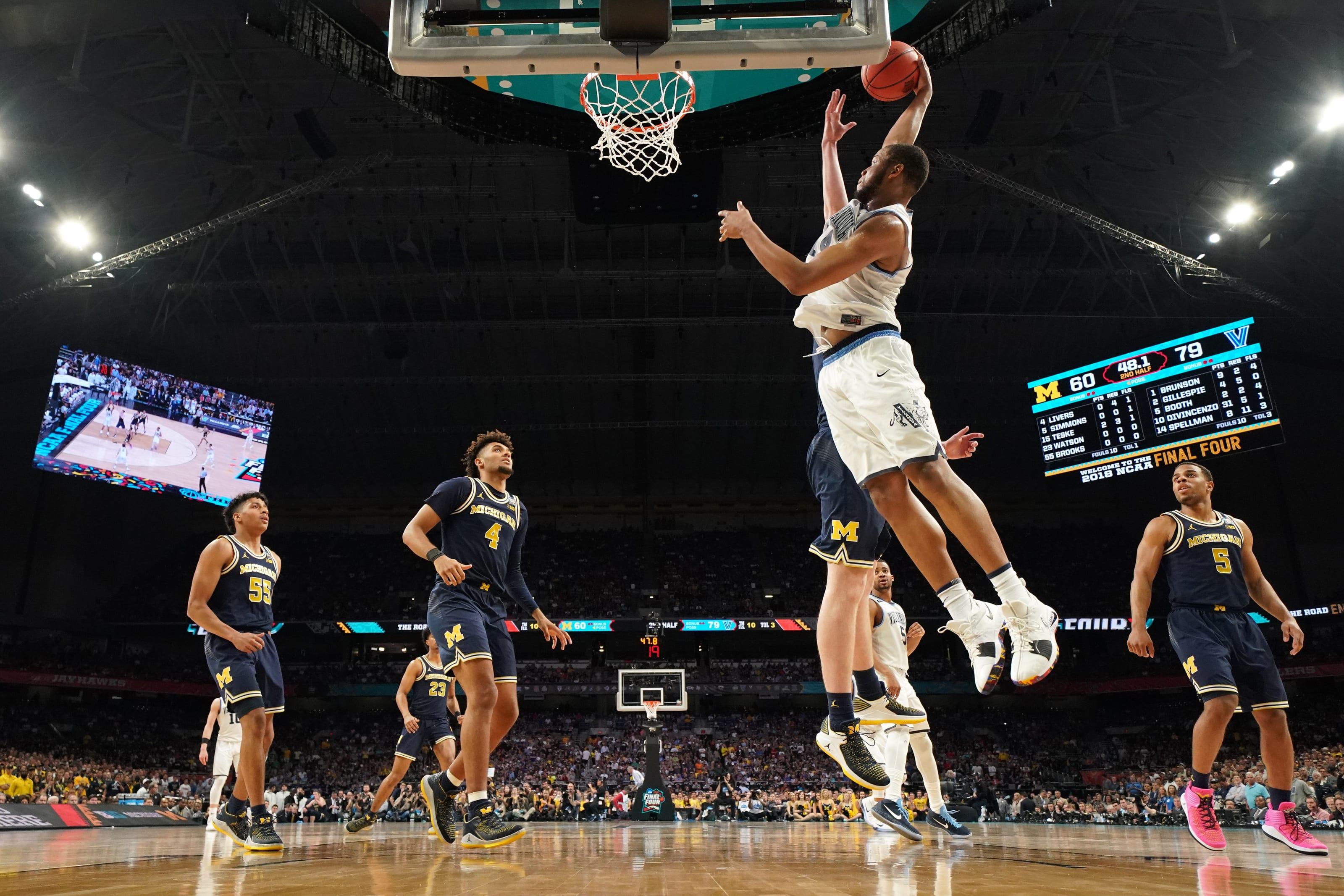 NBA Draft Omari Spellman