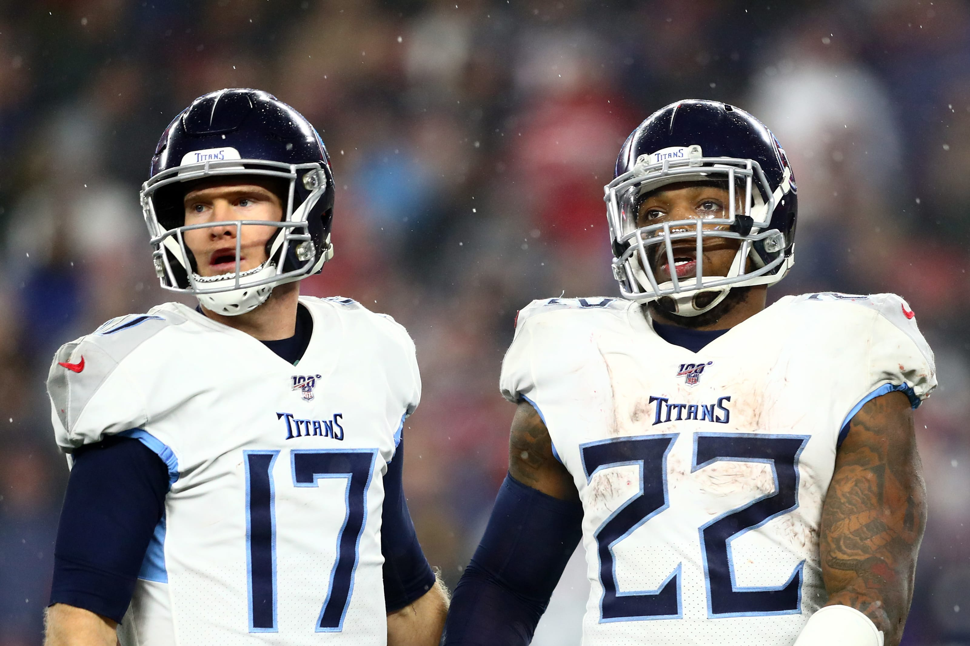 "Titans dominate Colts, Texans and Jaguars in NFL's ""triplet"" rankings"