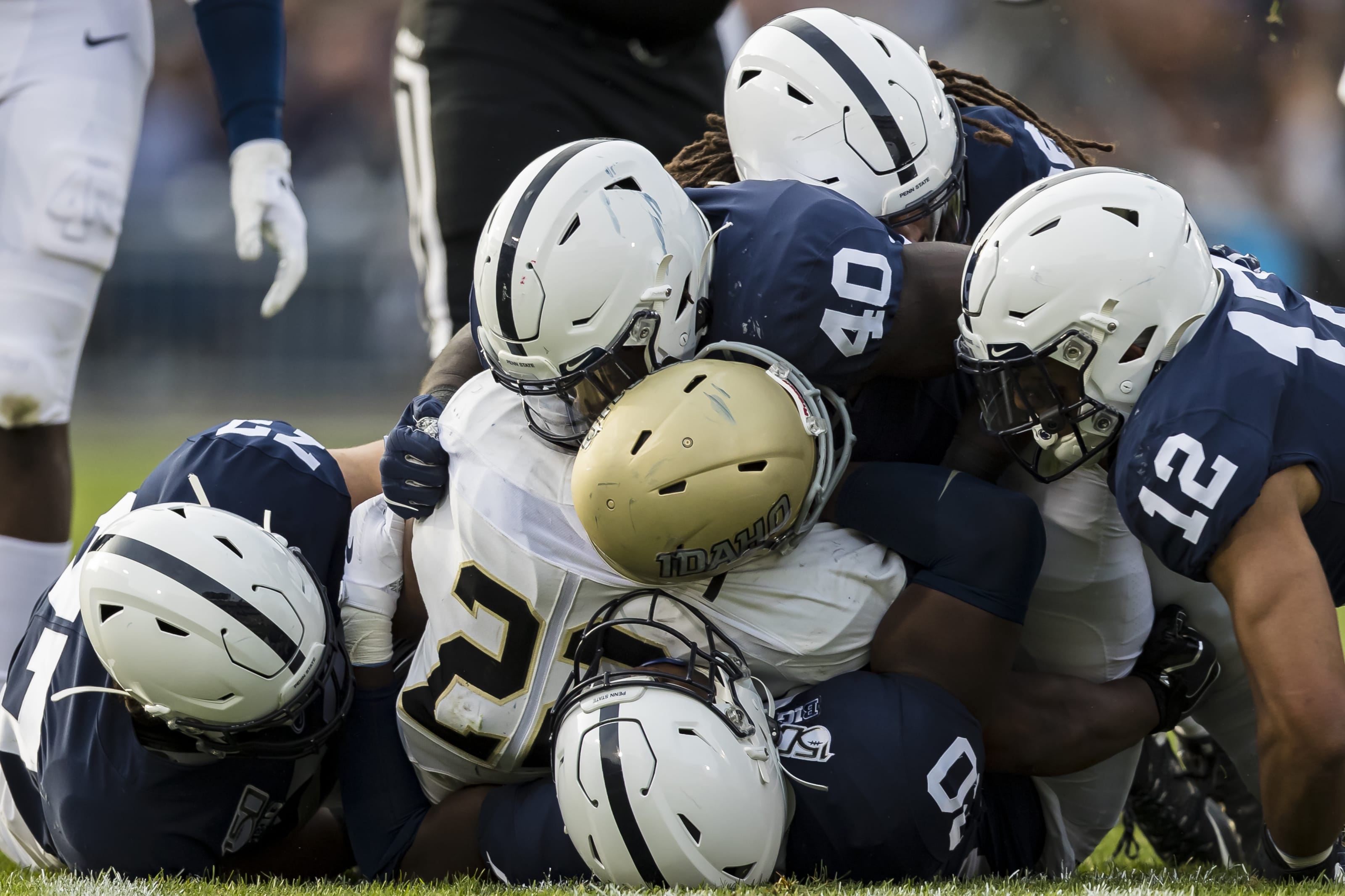 Penn State Football: Grading Nittany Lions' performance vs ...