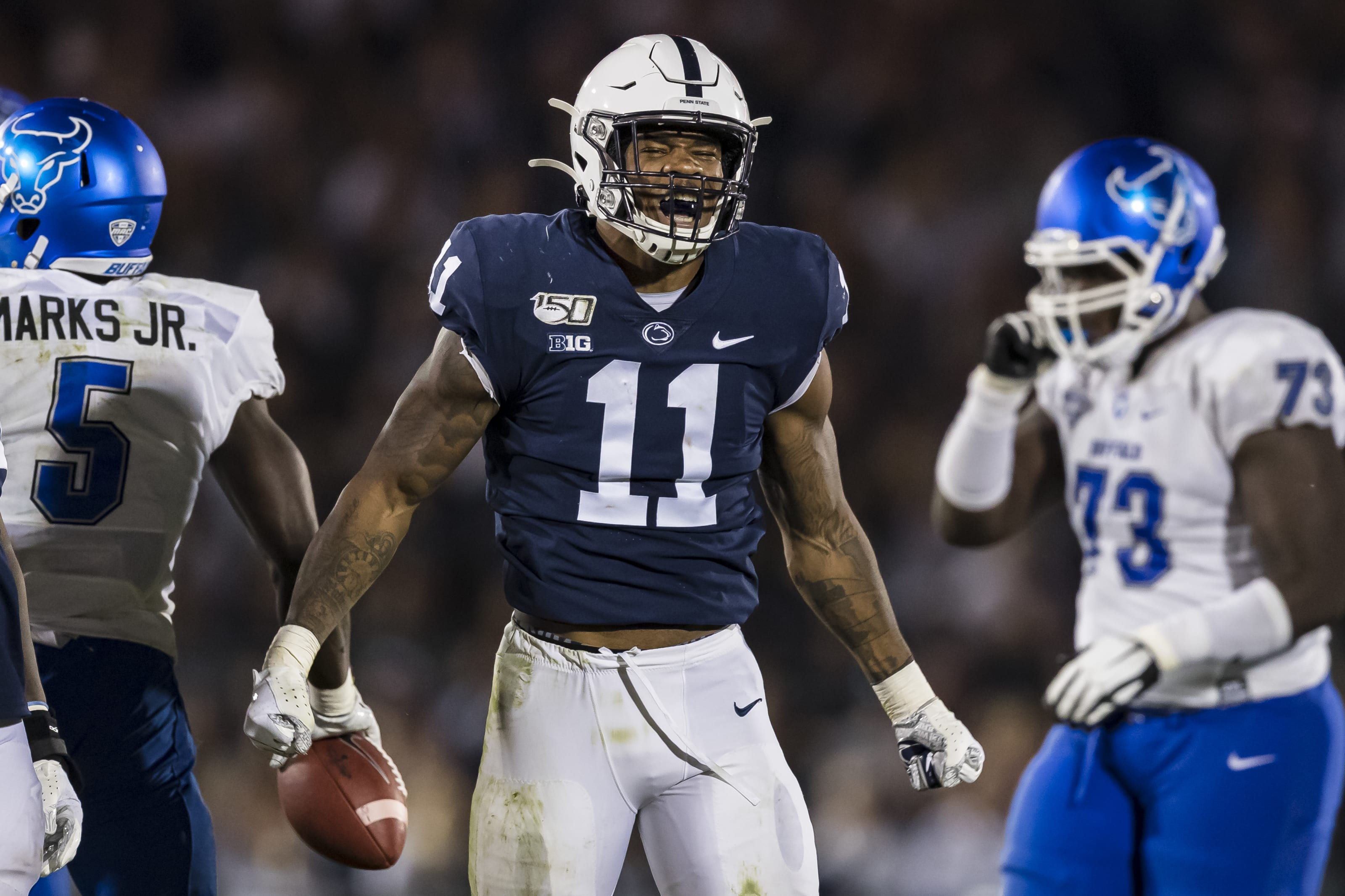 Penn State Football: Grading Nittany Lions' Performance at ...