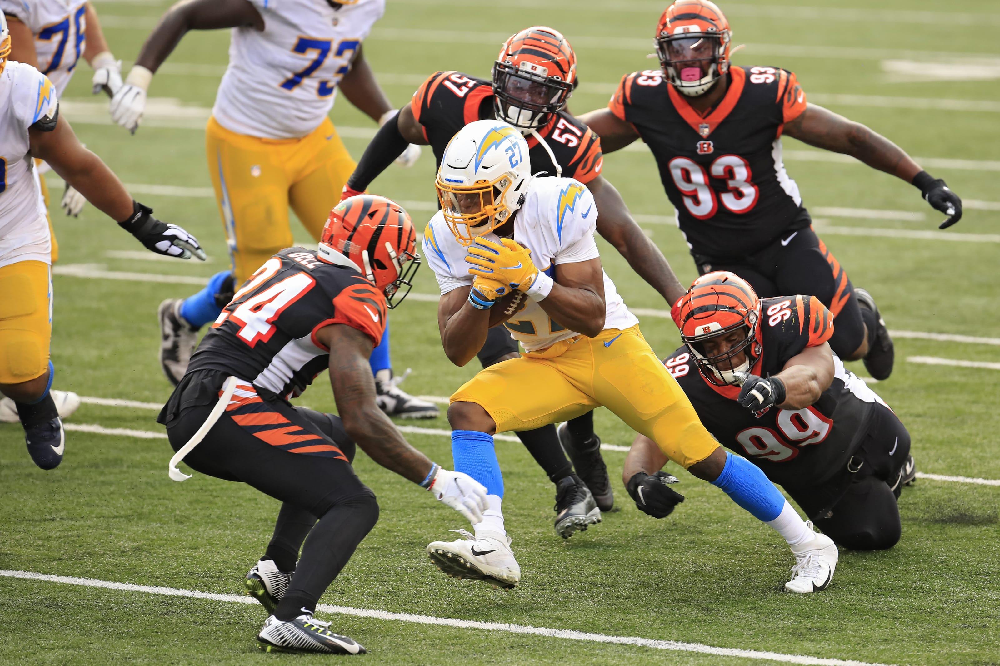 NFL: fantasy rookies week one