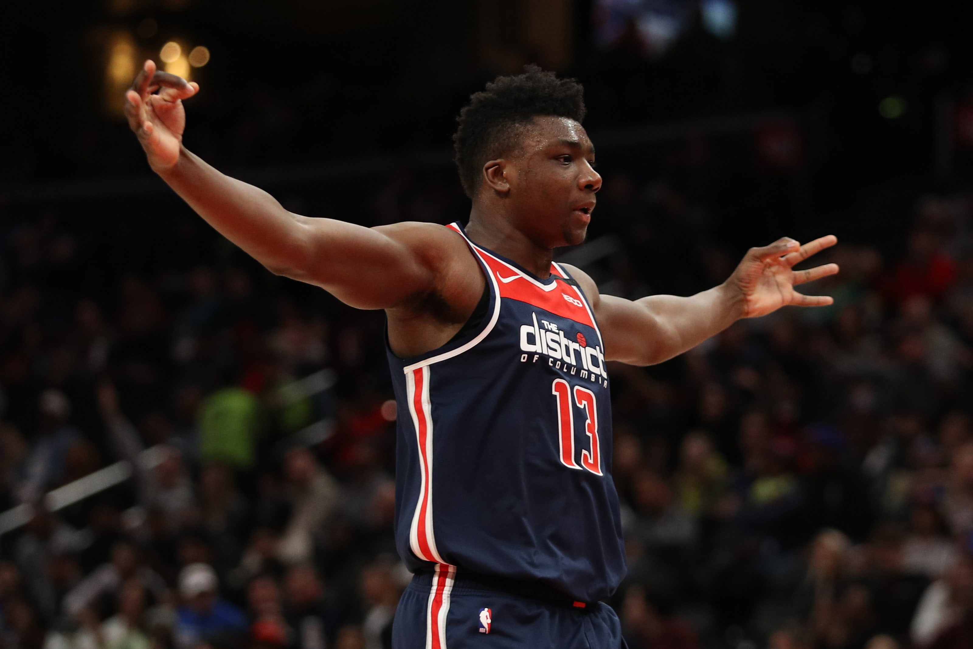 Washington Wizards Thomas Bryant
