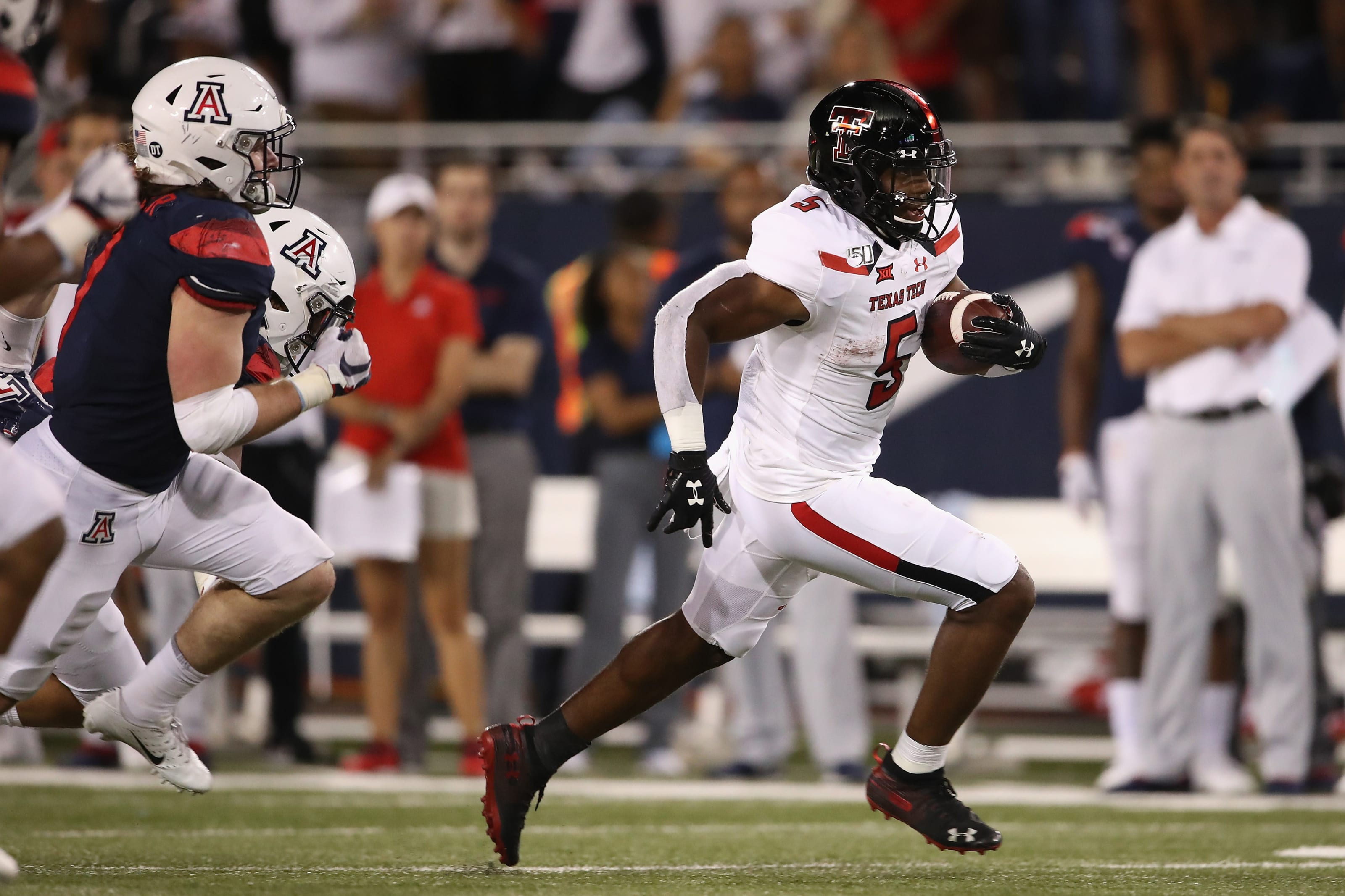 Texas Tech Football  Loss To Ku Brings Concerns About Program U0026 39 S Future