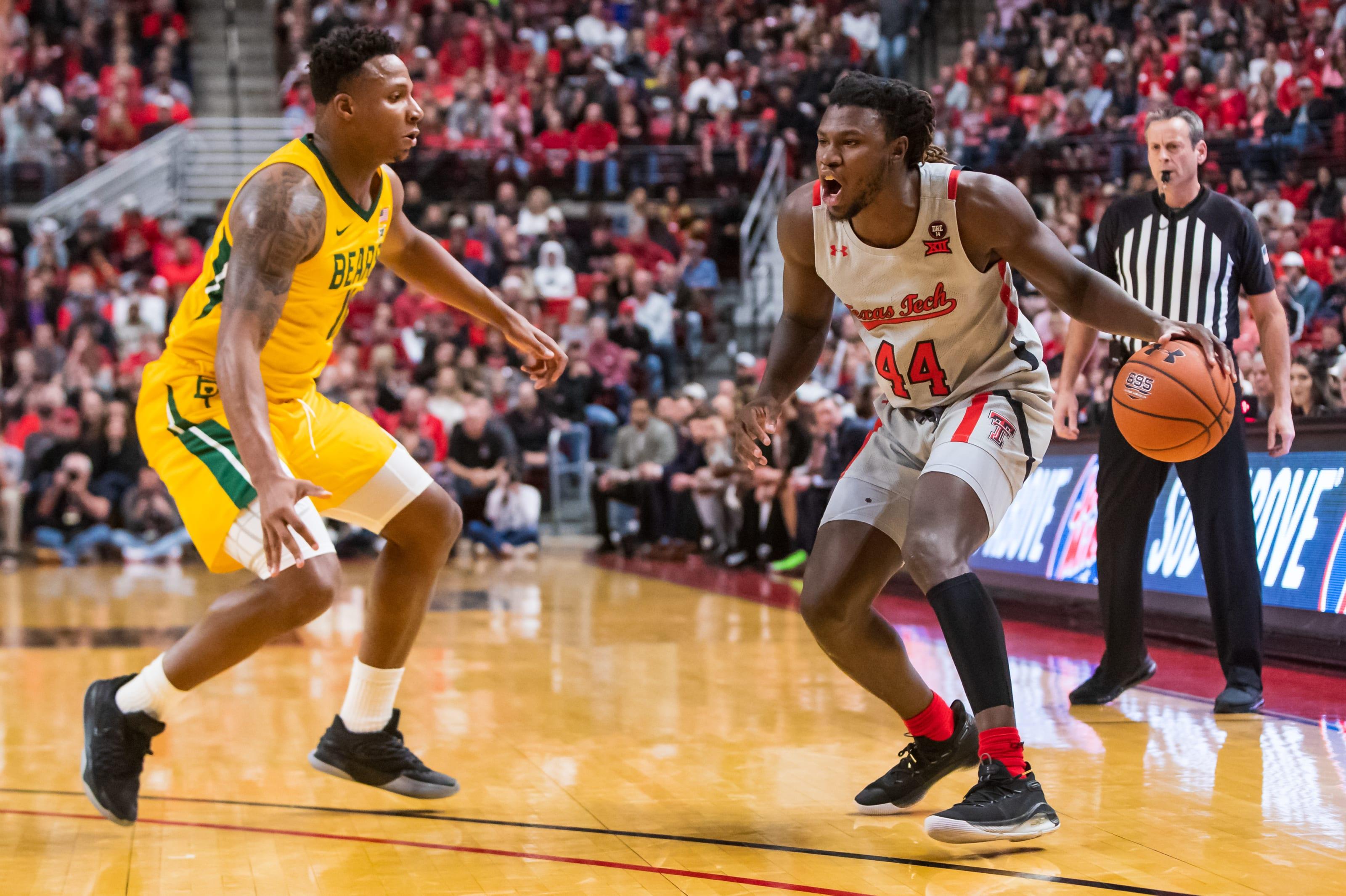Texas Tech Basketball An Optimistic Look At The Loss To Baylor