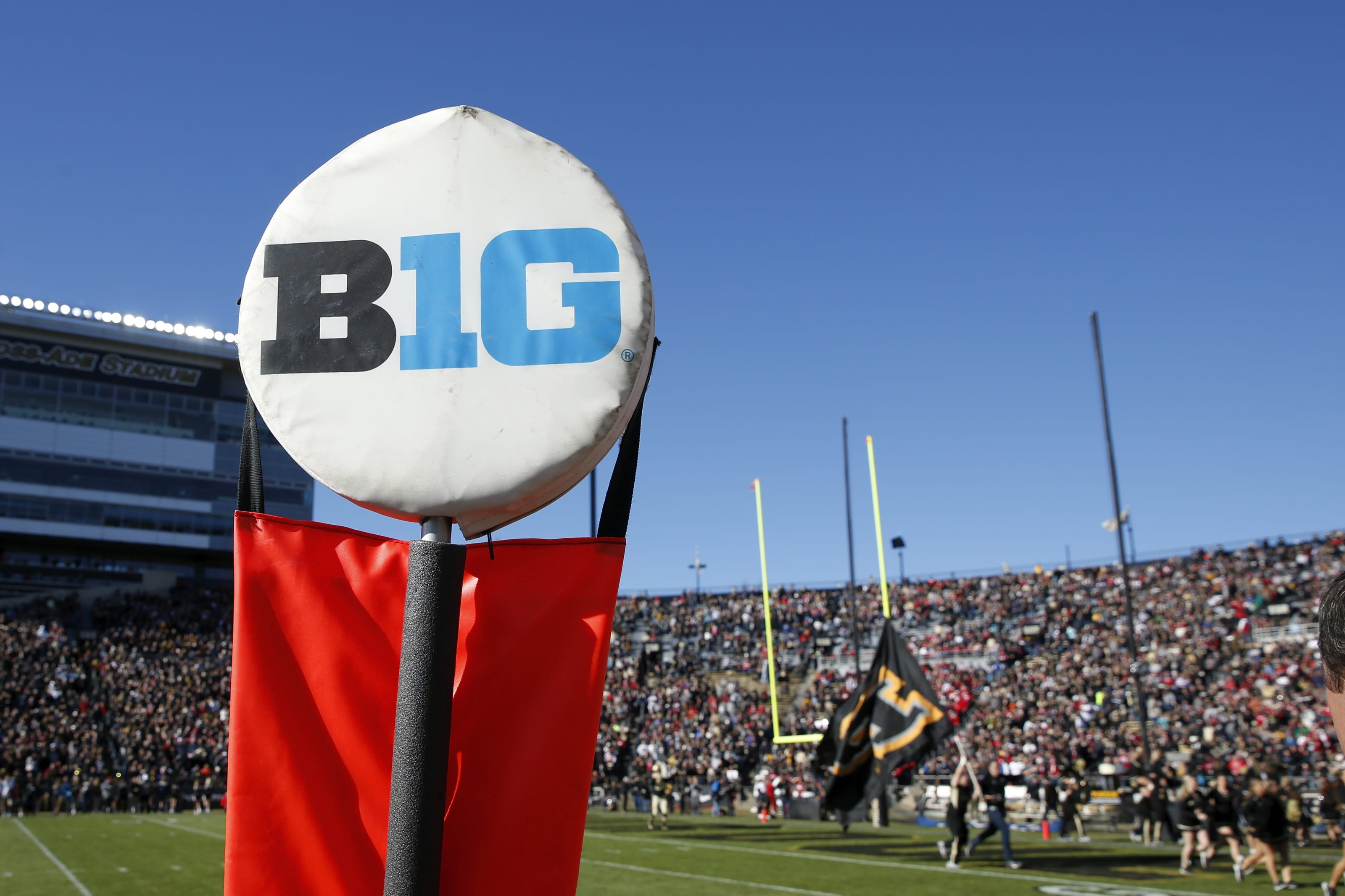 football ten conference teams spring played only college reasons cornhuskers nebraska badgers wisconsin season fall maryland schedule cancelled right sports