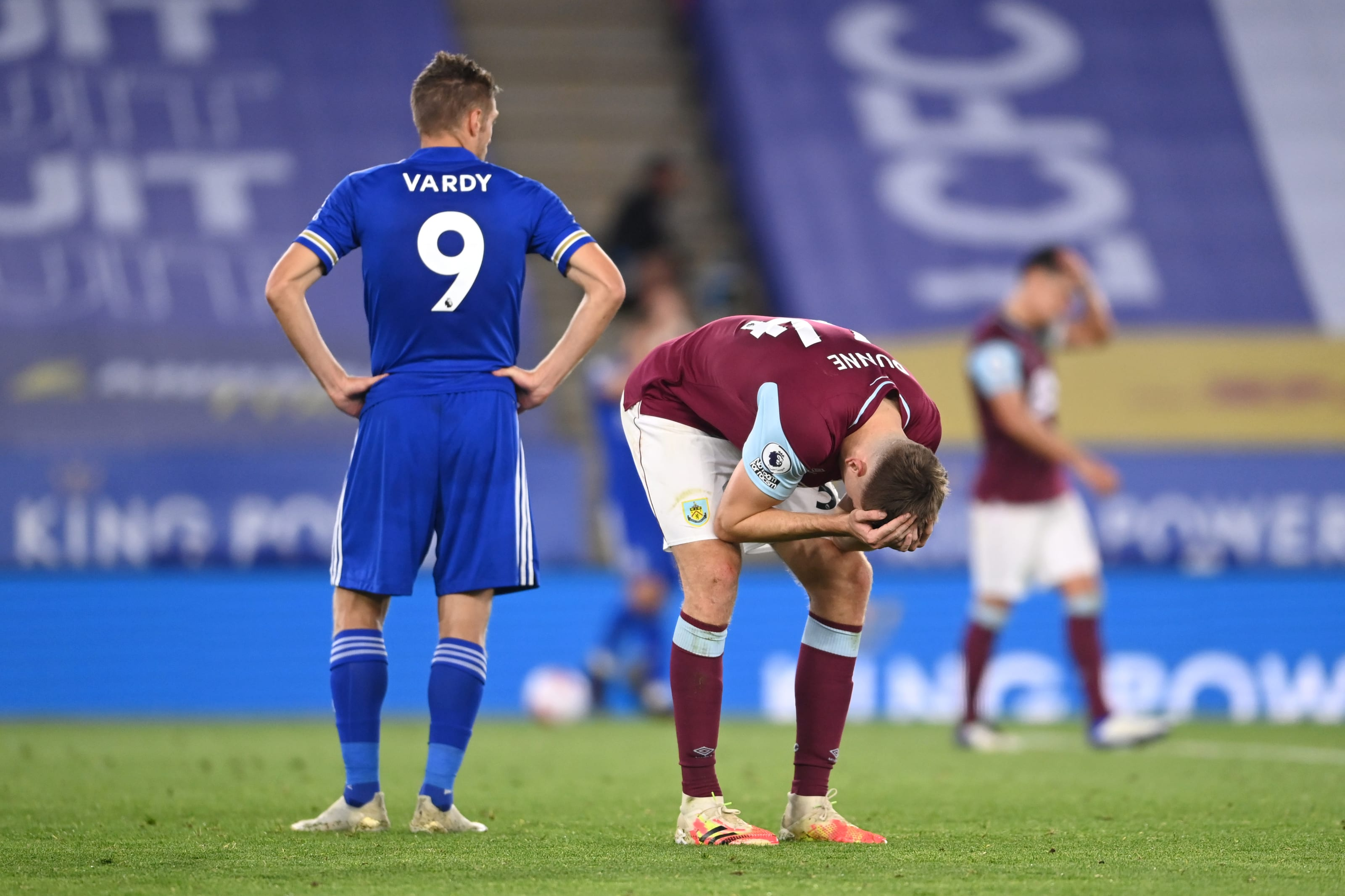 burnley vs leicester city - photo #14