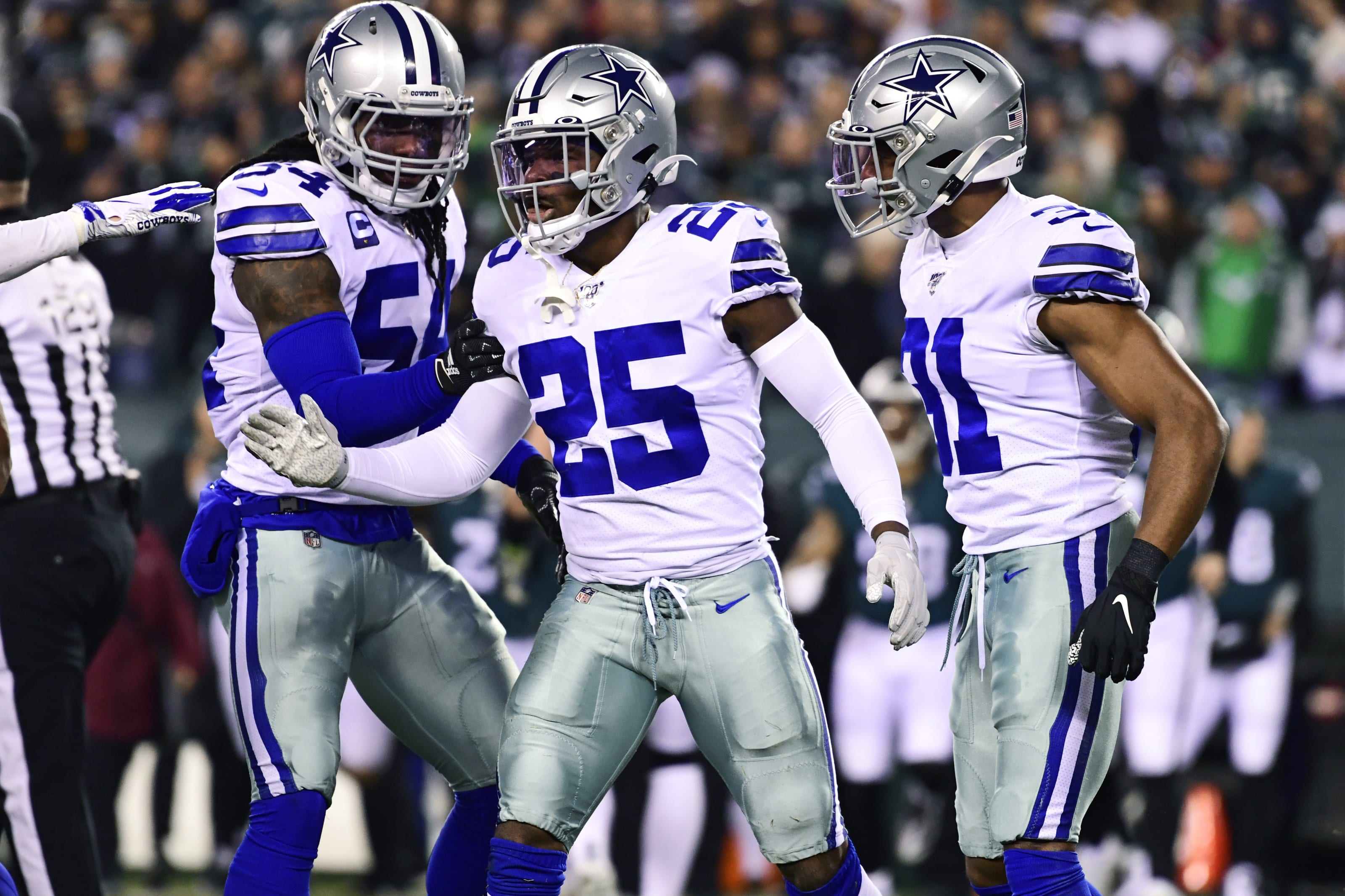 Dallas Cowboys  Early Top Positions Of Need For 2021 Nfl Draft
