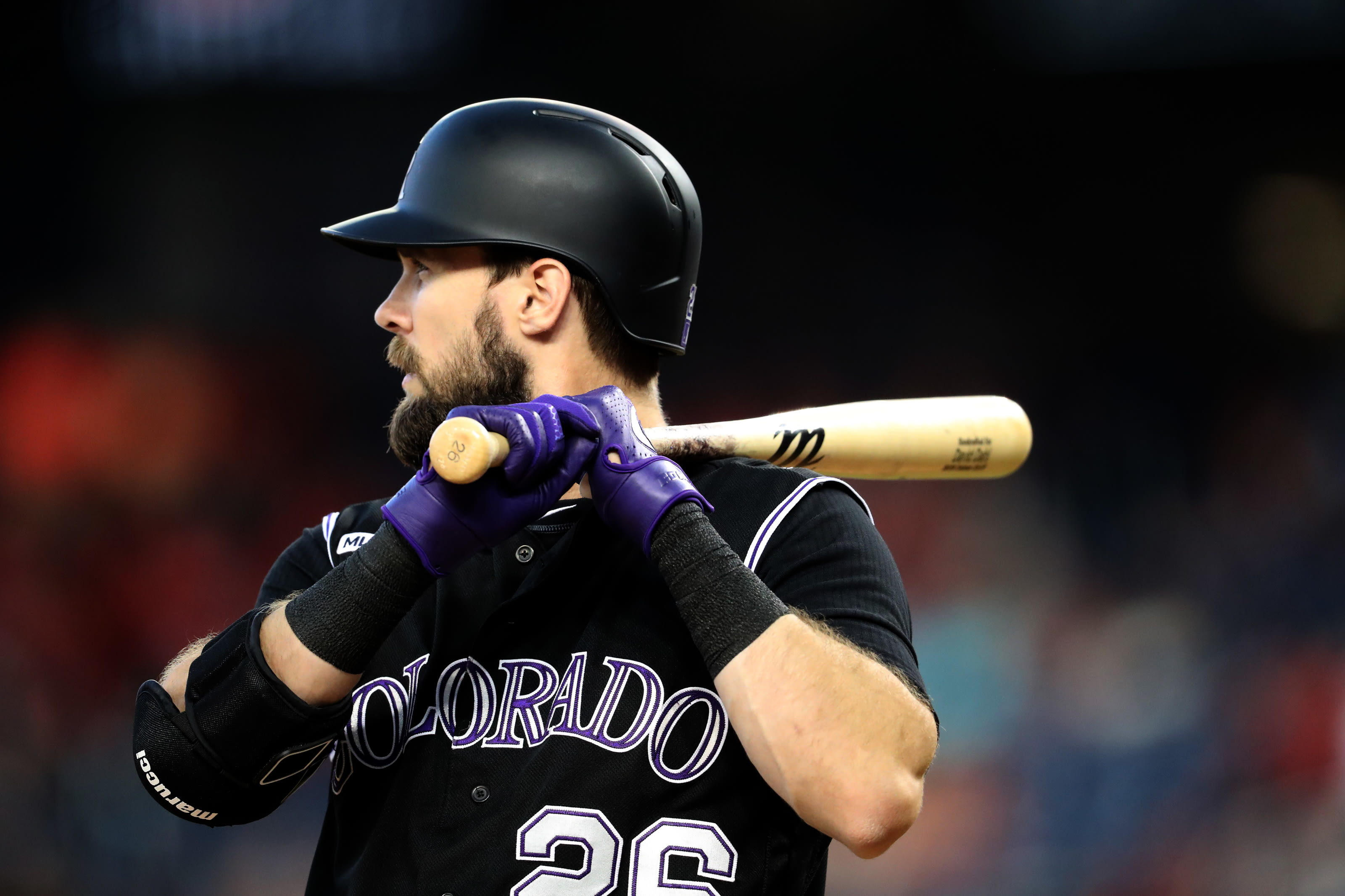 is free david dahl a risk the seattle mariners