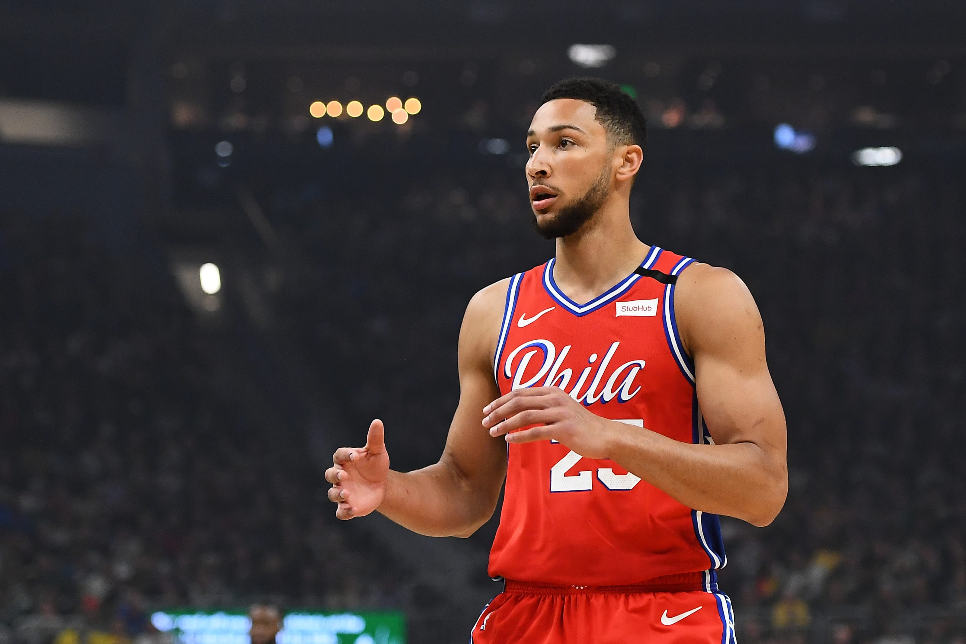 Philadelphia 76ers: What if Ben Simmons didn't play point ...