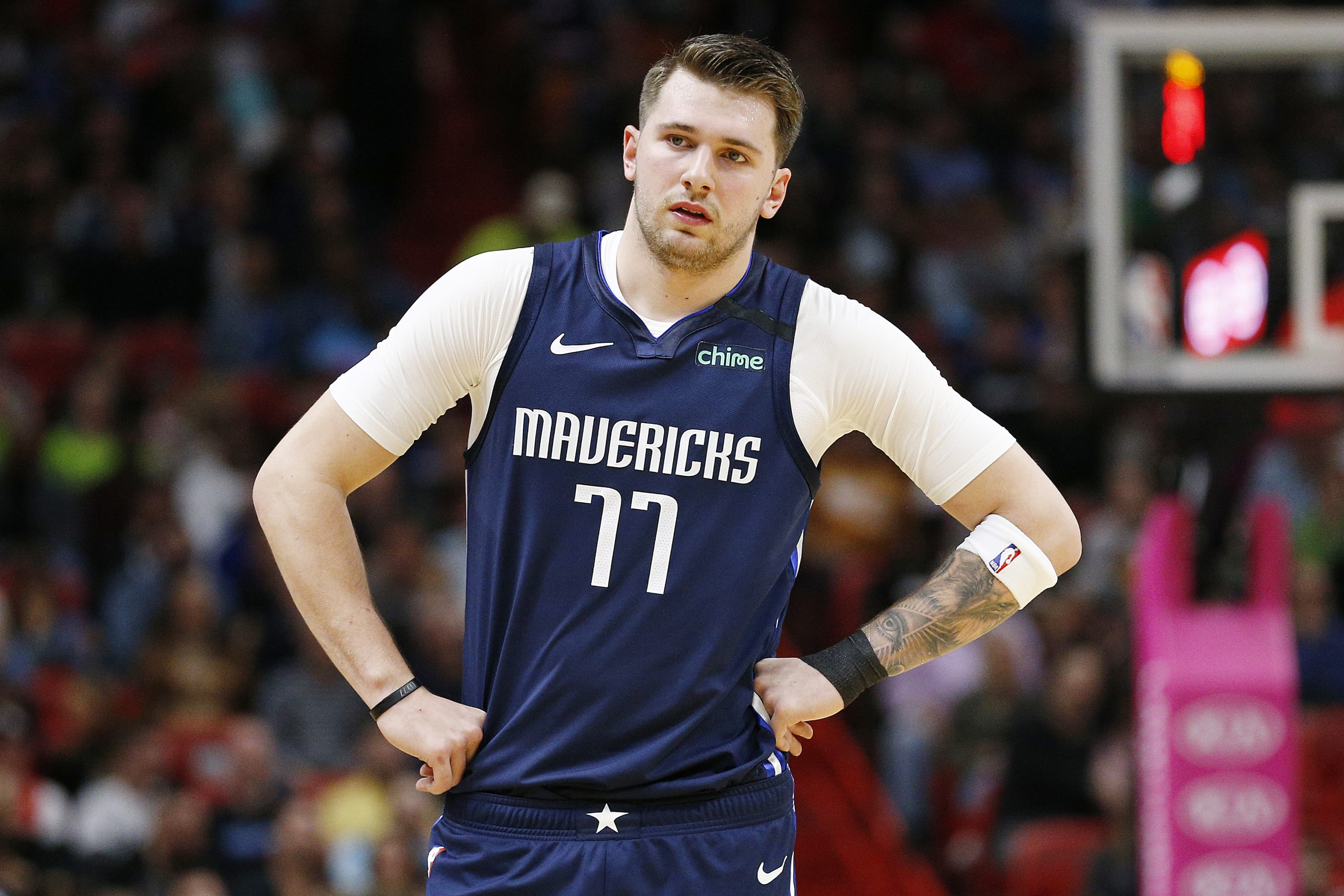 dallas mavericks is luka doncic the best second