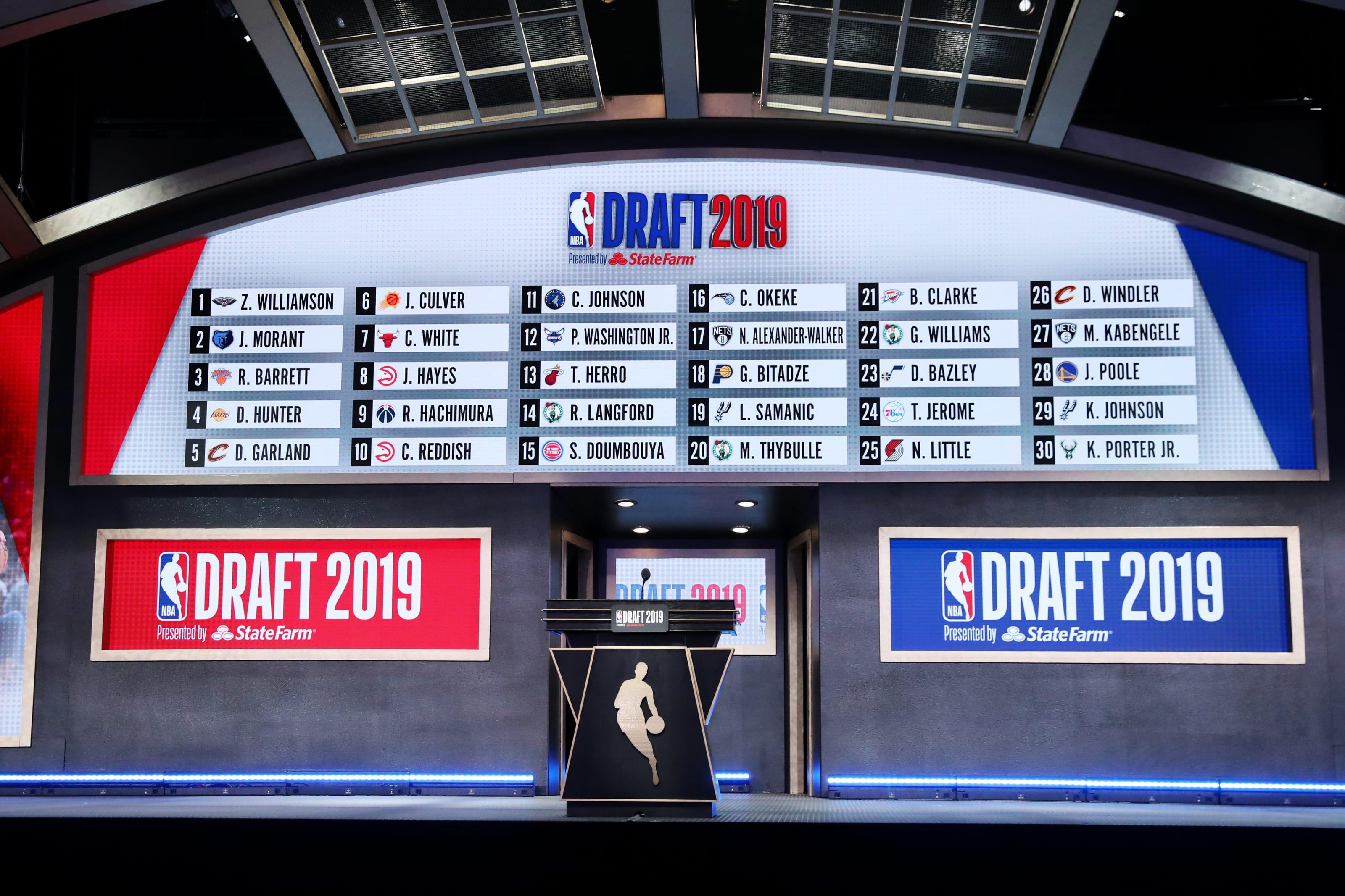 nba draft 2020 mock draft 1 0